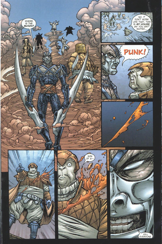 Read online Ninja Boy comic -  Issue #5 - 13