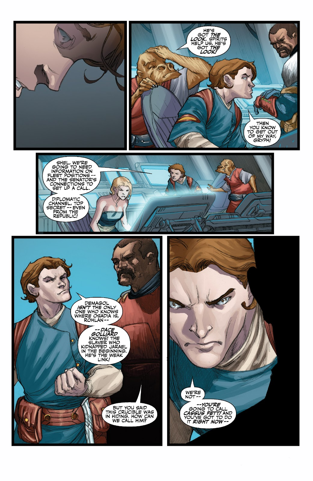 Read online Star Wars Legends: The Old Republic - Epic Collection comic -  Issue # TPB 3 (Part 3) - 55