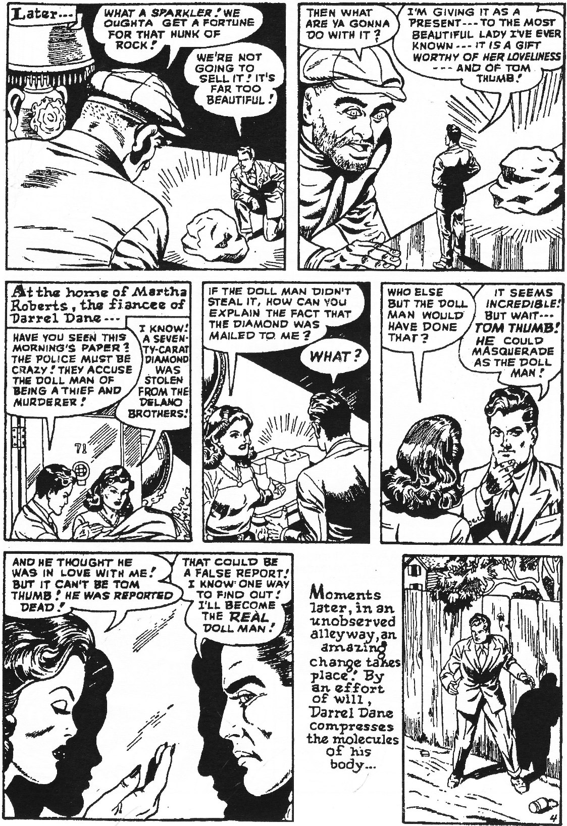 Read online Men of Mystery Comics comic -  Issue #65 - 13