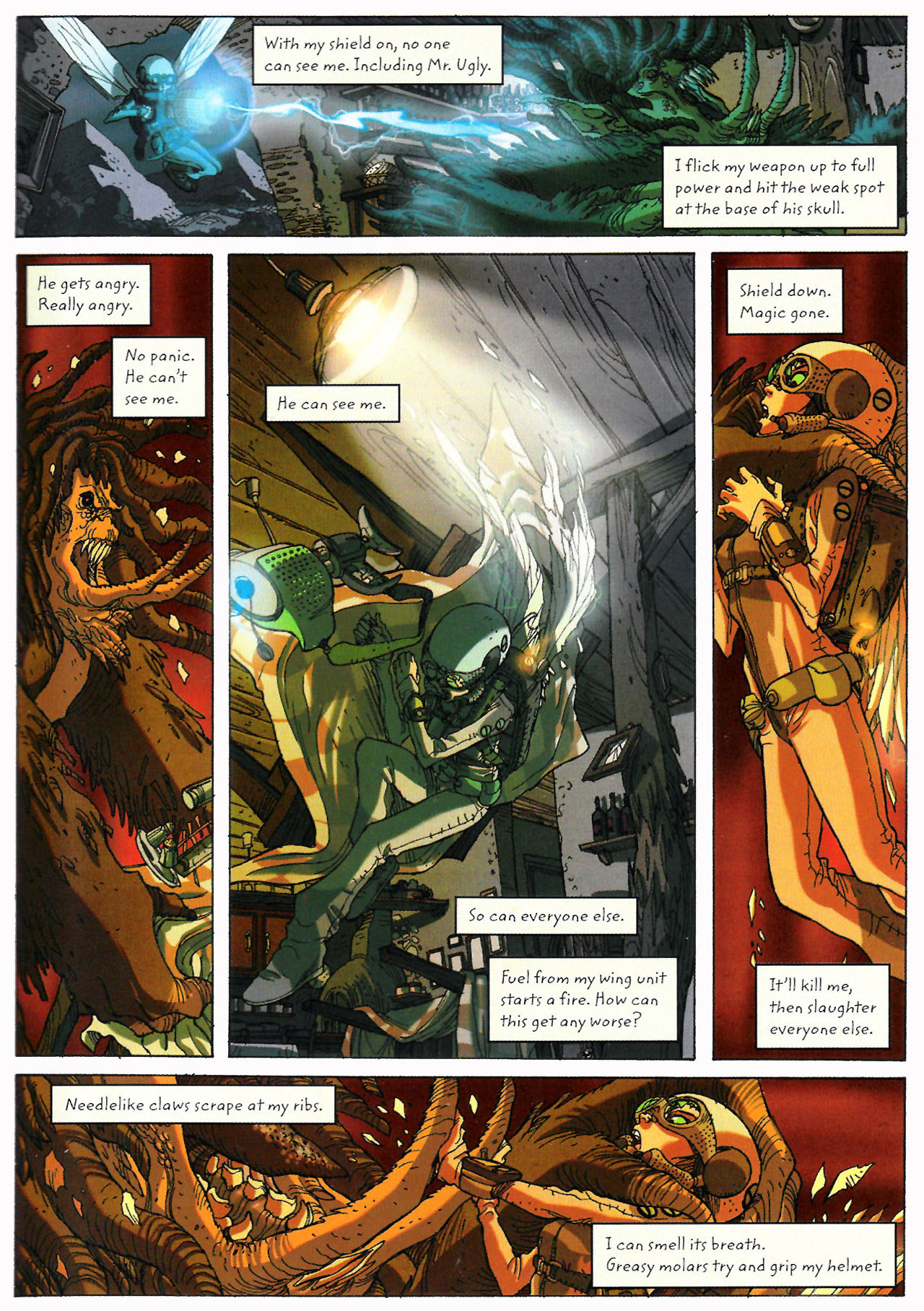 Read online Artemis Fowl: The Graphic Novel comic -  Issue #Artemis Fowl: The Graphic Novel Full - 28
