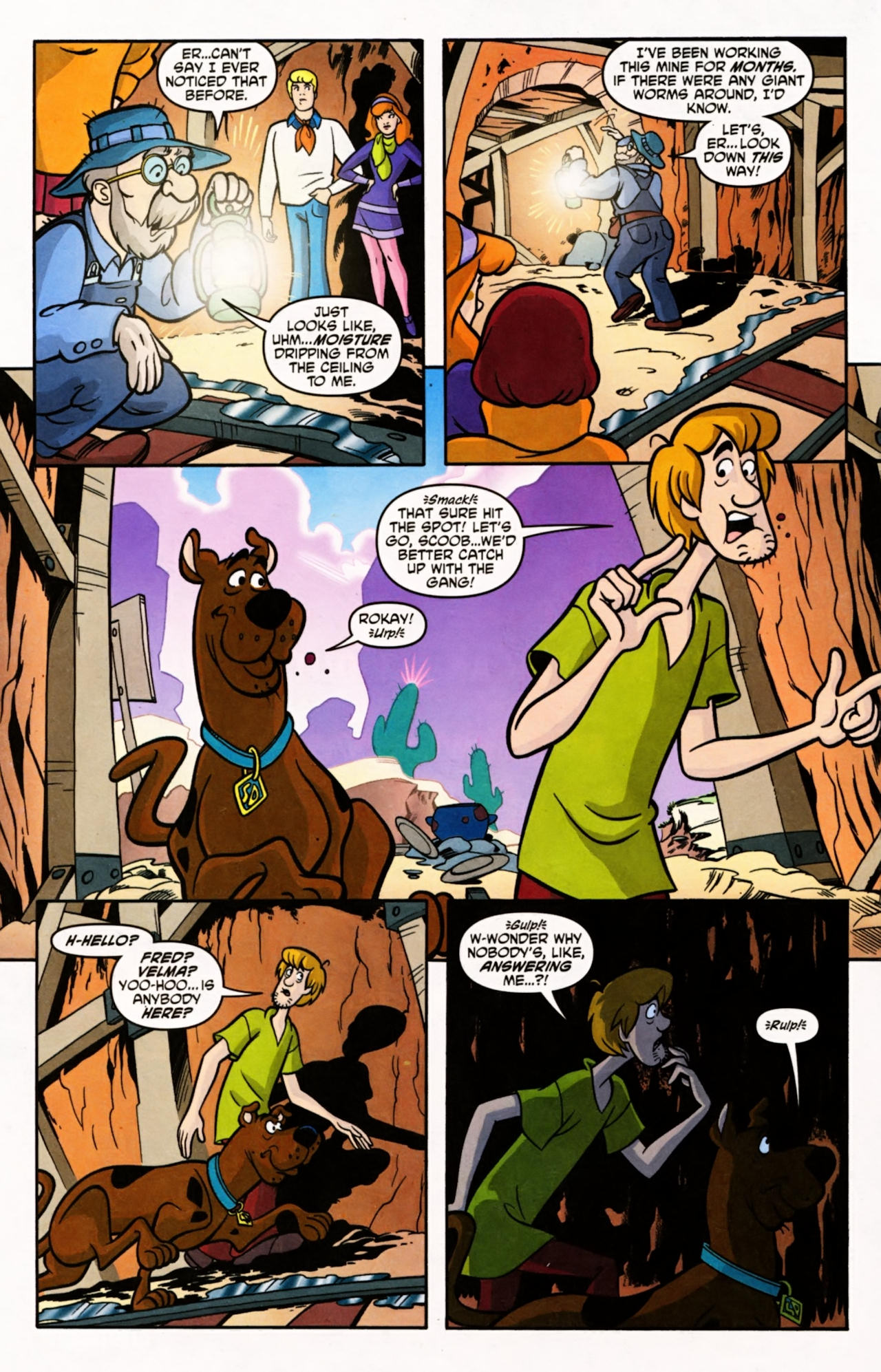 Read online Scooby-Doo (1997) comic -  Issue #149 - 10
