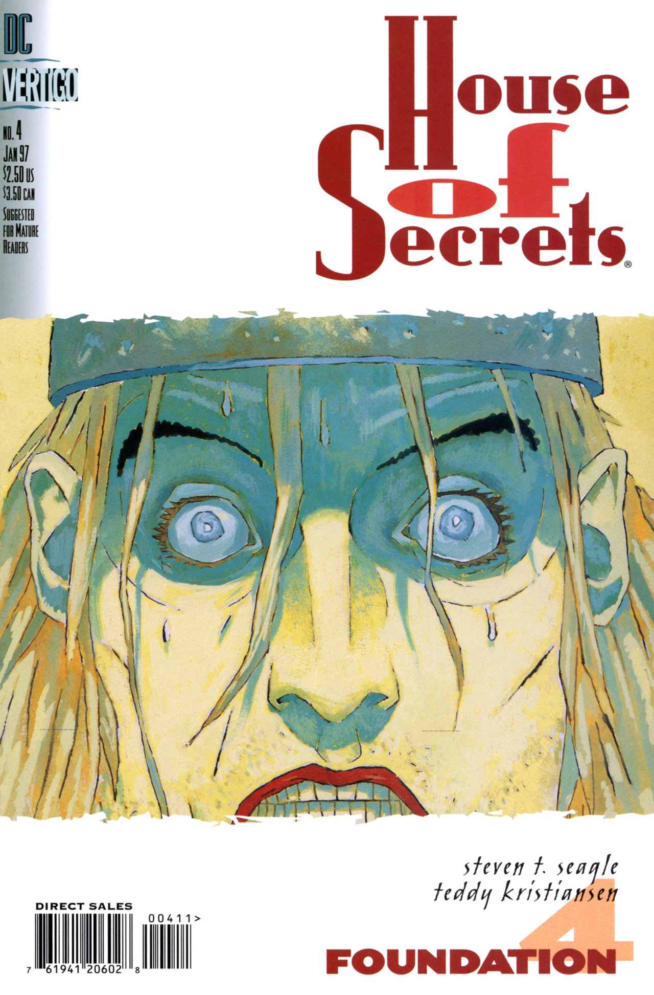 House of Secrets (1996) issue 4 - Page 1