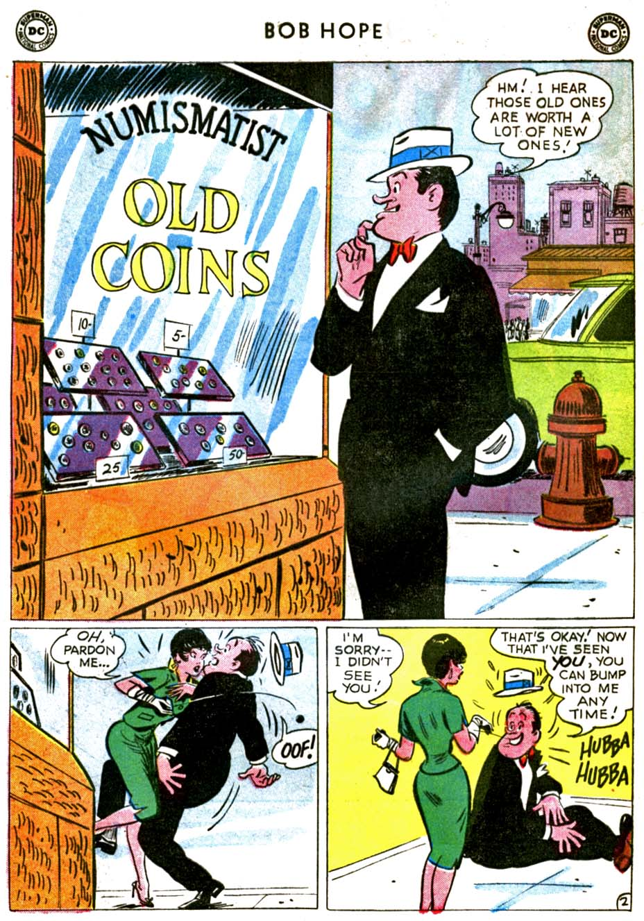 The Adventures of Bob Hope issue 71 - Page 4
