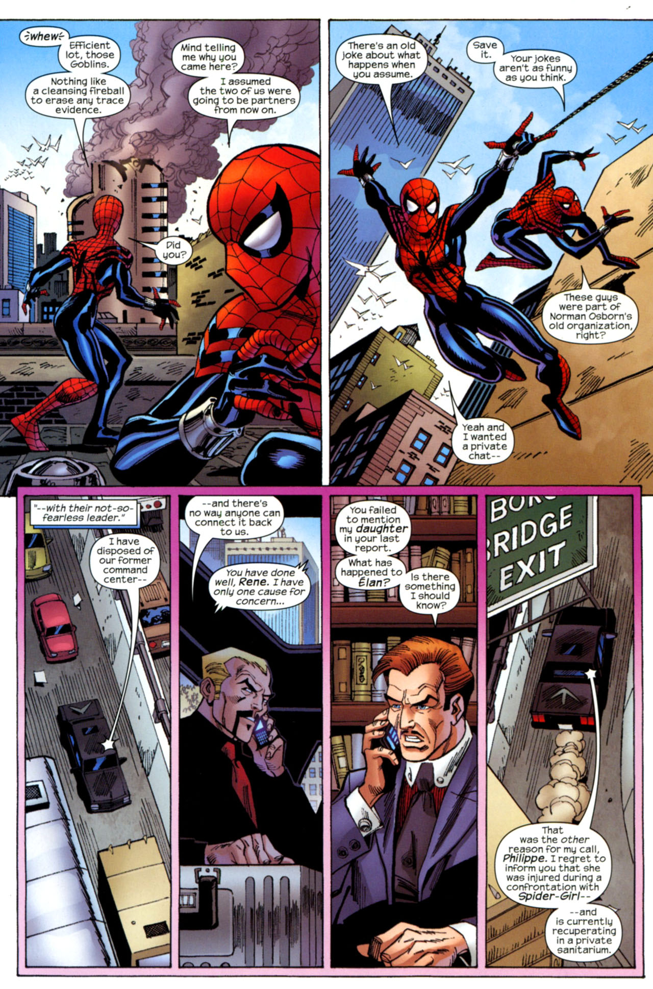 Read online Amazing Spider-Man Family comic -  Issue #5 - 6