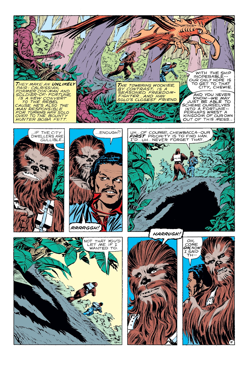 Read online Star Wars Legends: The Original Marvel Years - Epic Collection comic -  Issue # TPB 3 (Part 2) - 40