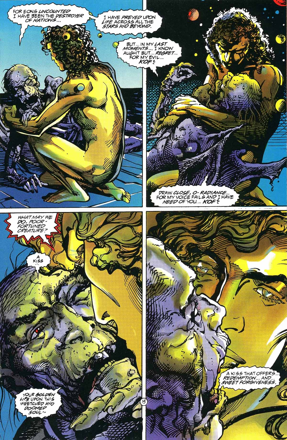 Read online Rune (1994) comic -  Issue #5 - 18