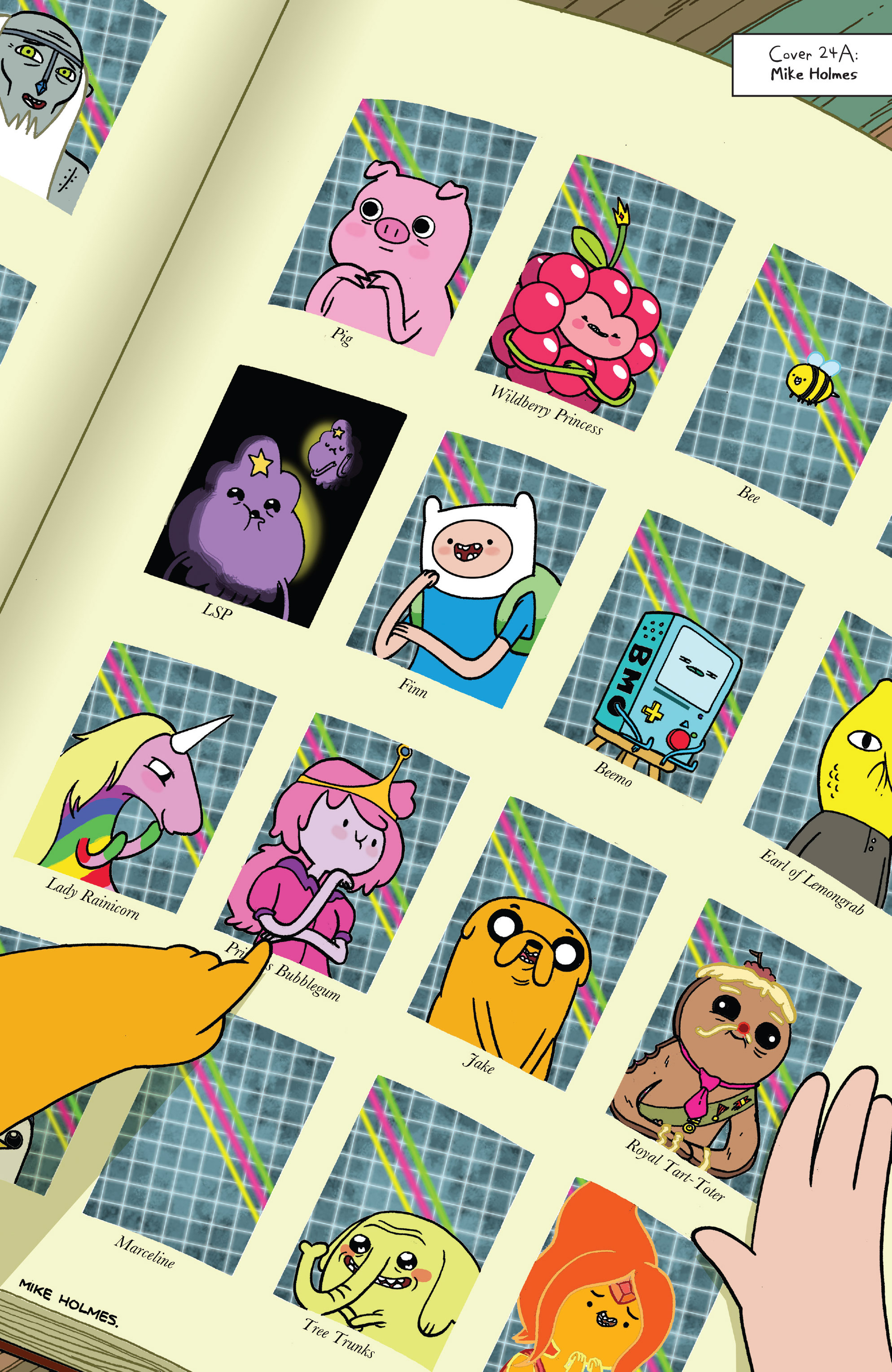 Read online Adventure Time comic -  Issue #Adventure Time _TPB 5 - 115