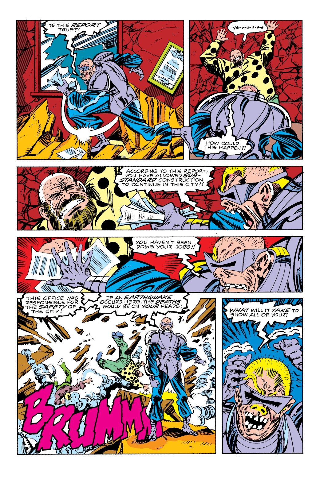 Avengers West Coast (1989) issue 58 - Page 3