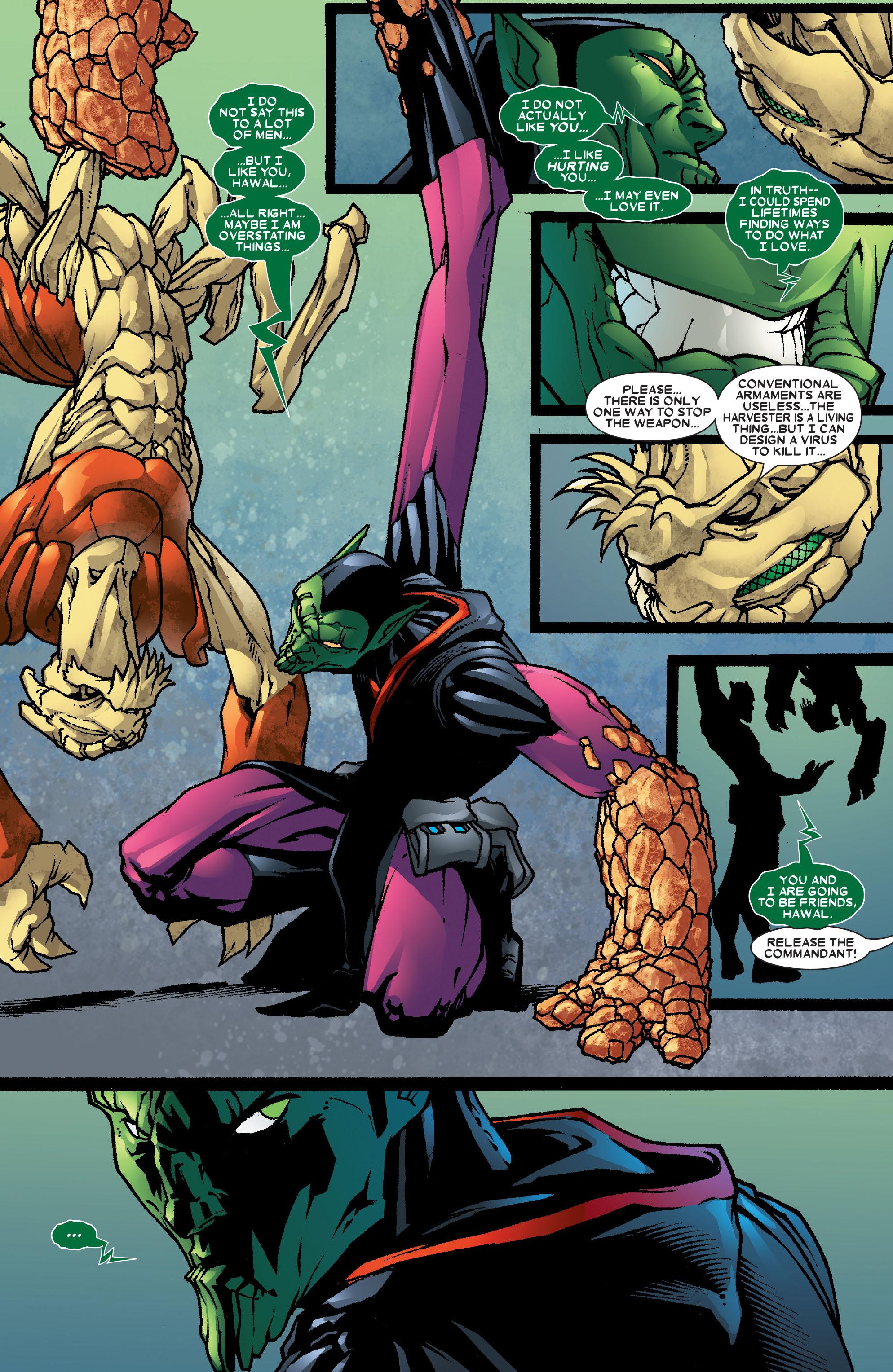 Read online Annihilation: Super-Skrull comic -  Issue #2 - 19