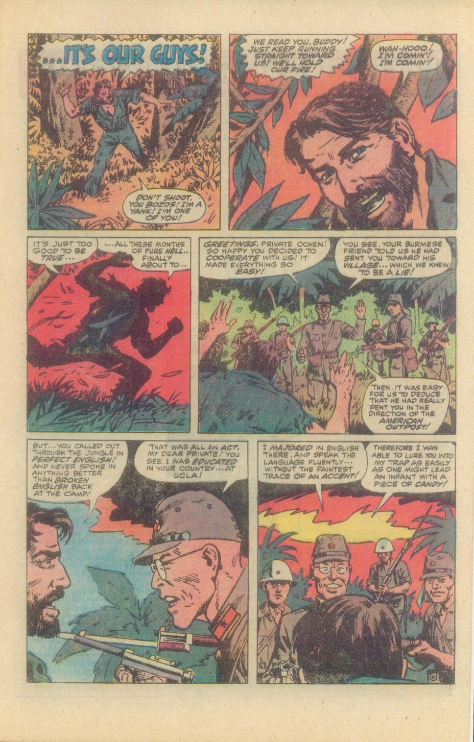 Read online Sgt. Fury comic -  Issue #149 - 29