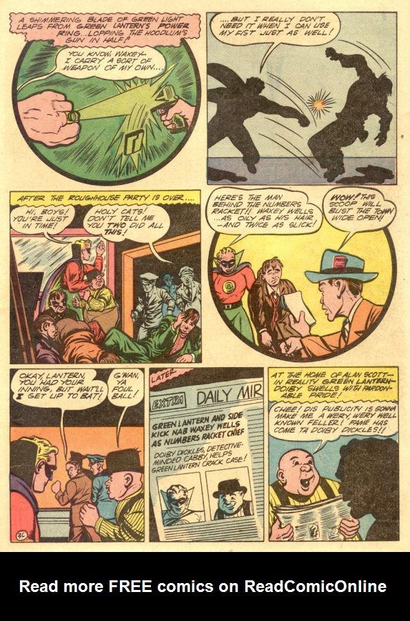Green Lantern (1941) issue 8 - Page 47