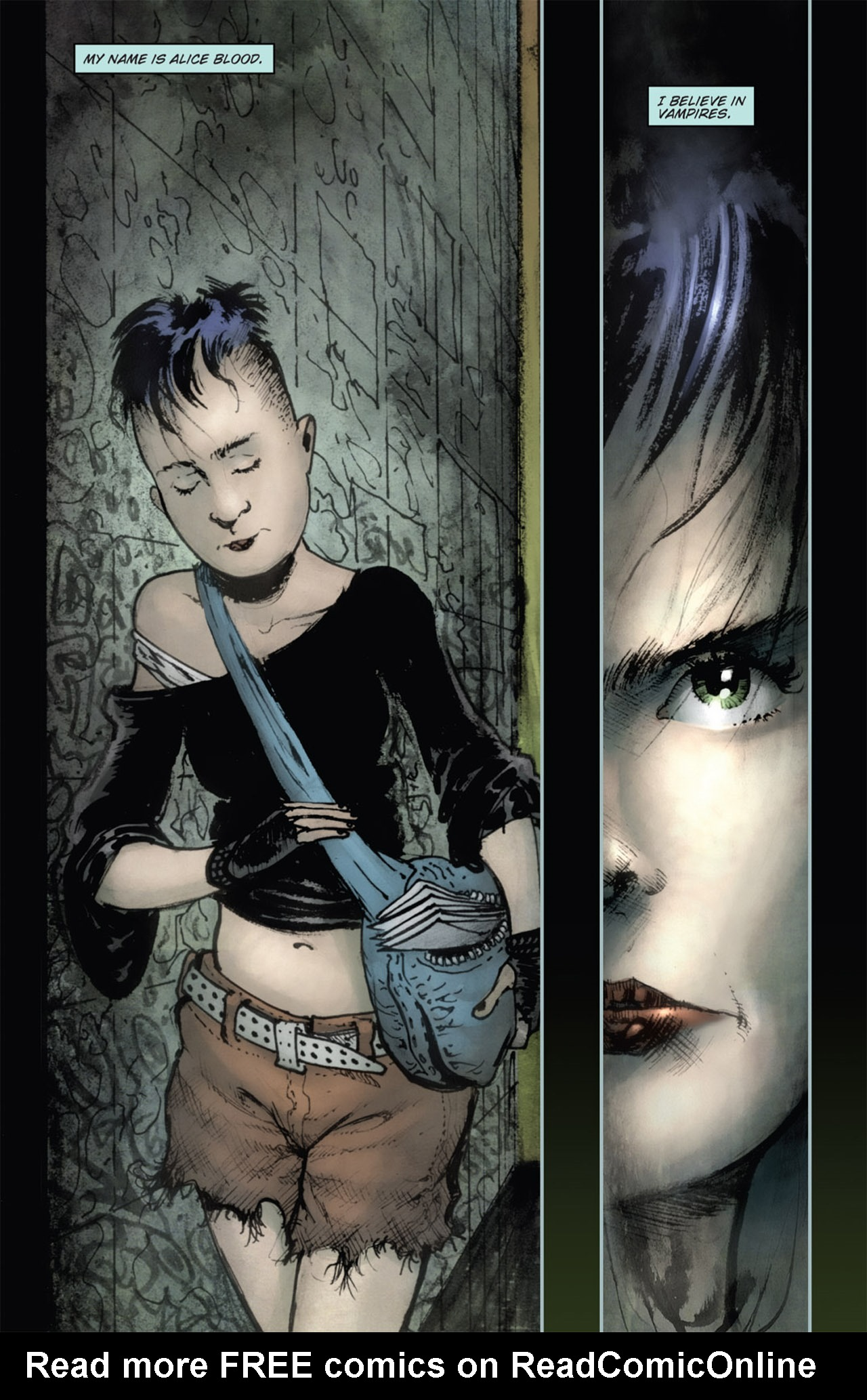 Read online 30 Days of Night (2011) comic -  Issue #1 - 14