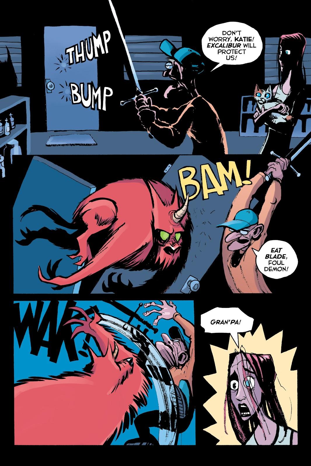 Read online Creature Tech (2019) comic -  Issue # TPB (Part 2) - 54