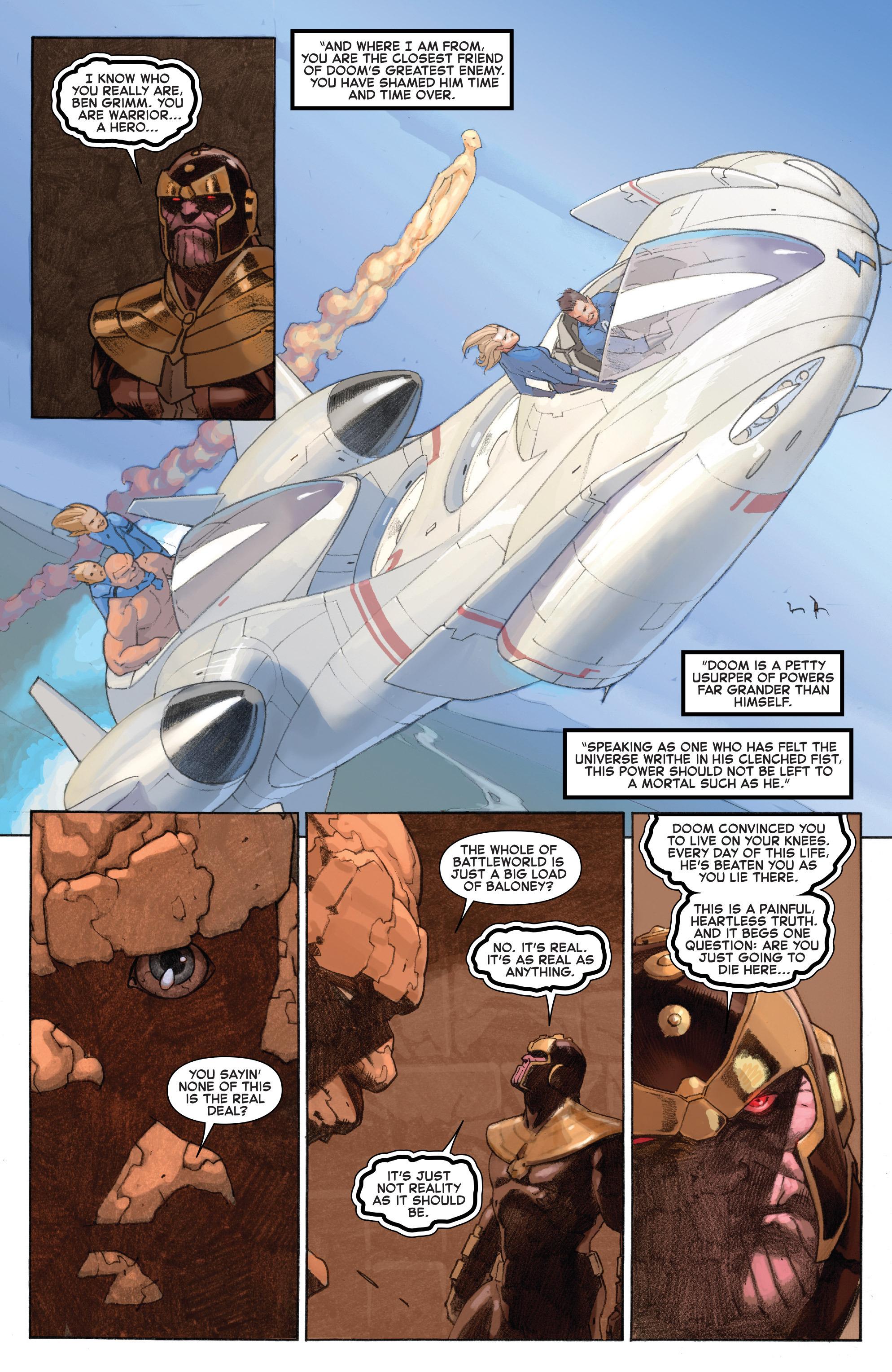 Read online Secret Wars comic -  Issue #6 - 28