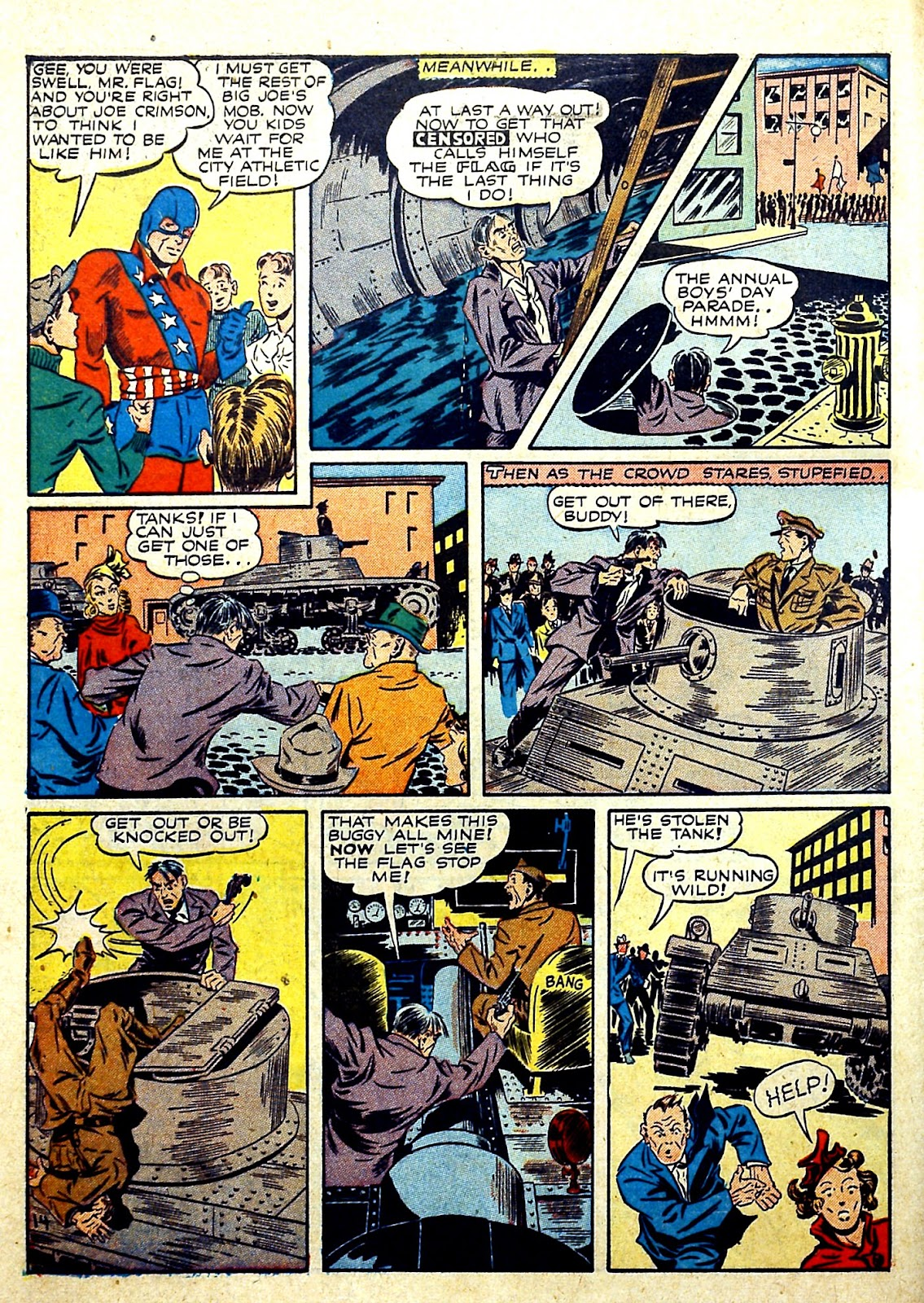 Our Flag Comics issue 4 - Page 16