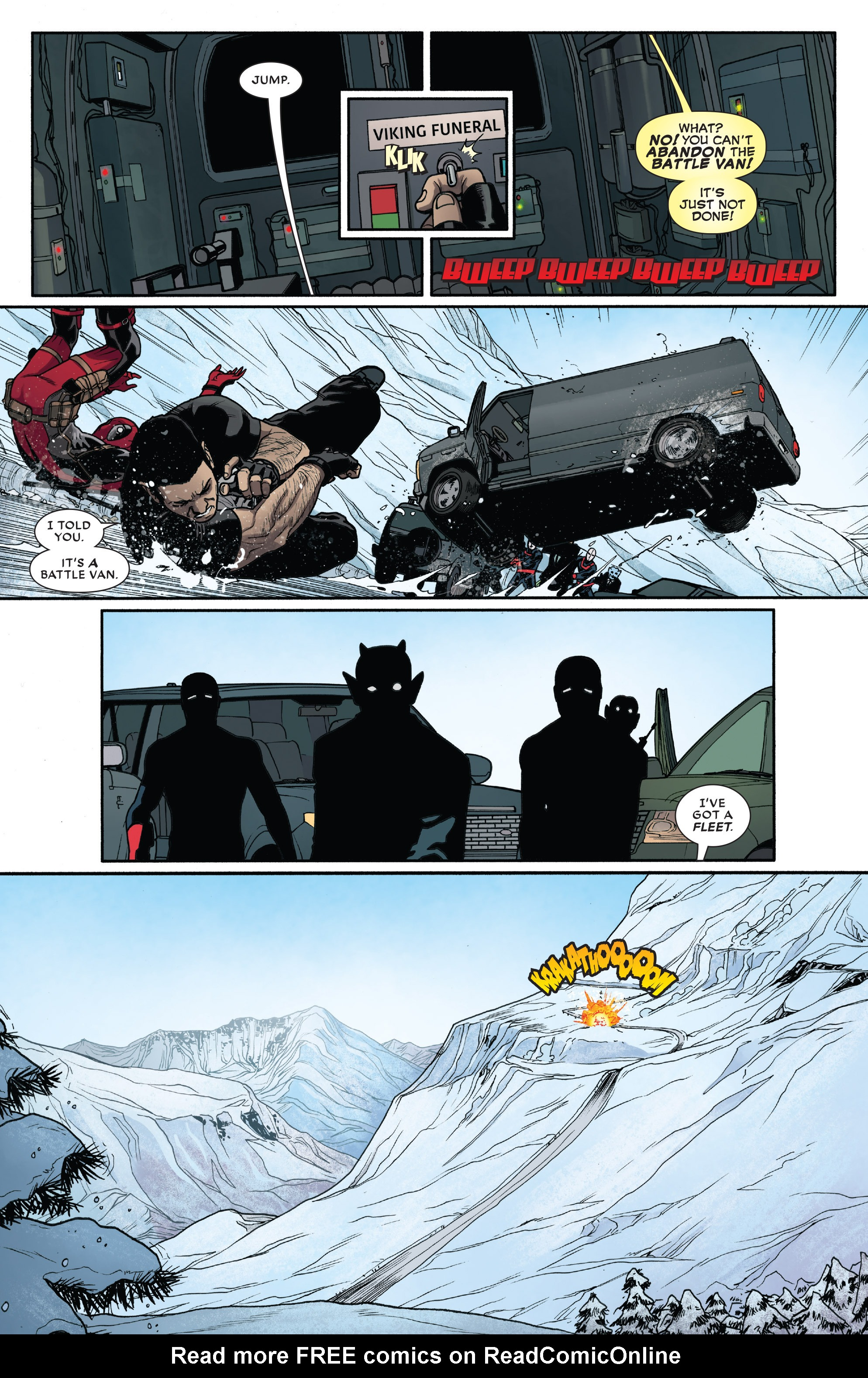 Read online Deadpool vs. The Punisher comic -  Issue #3 - 11