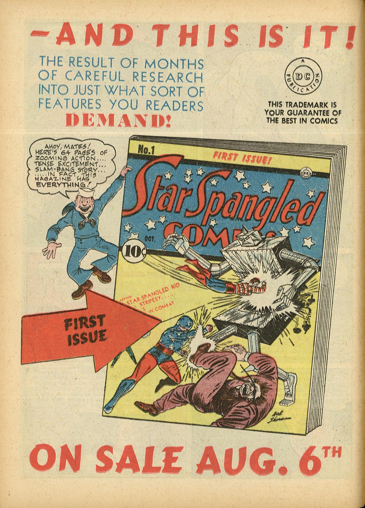 Read online Detective Comics (1937) comic -  Issue #55 - 22