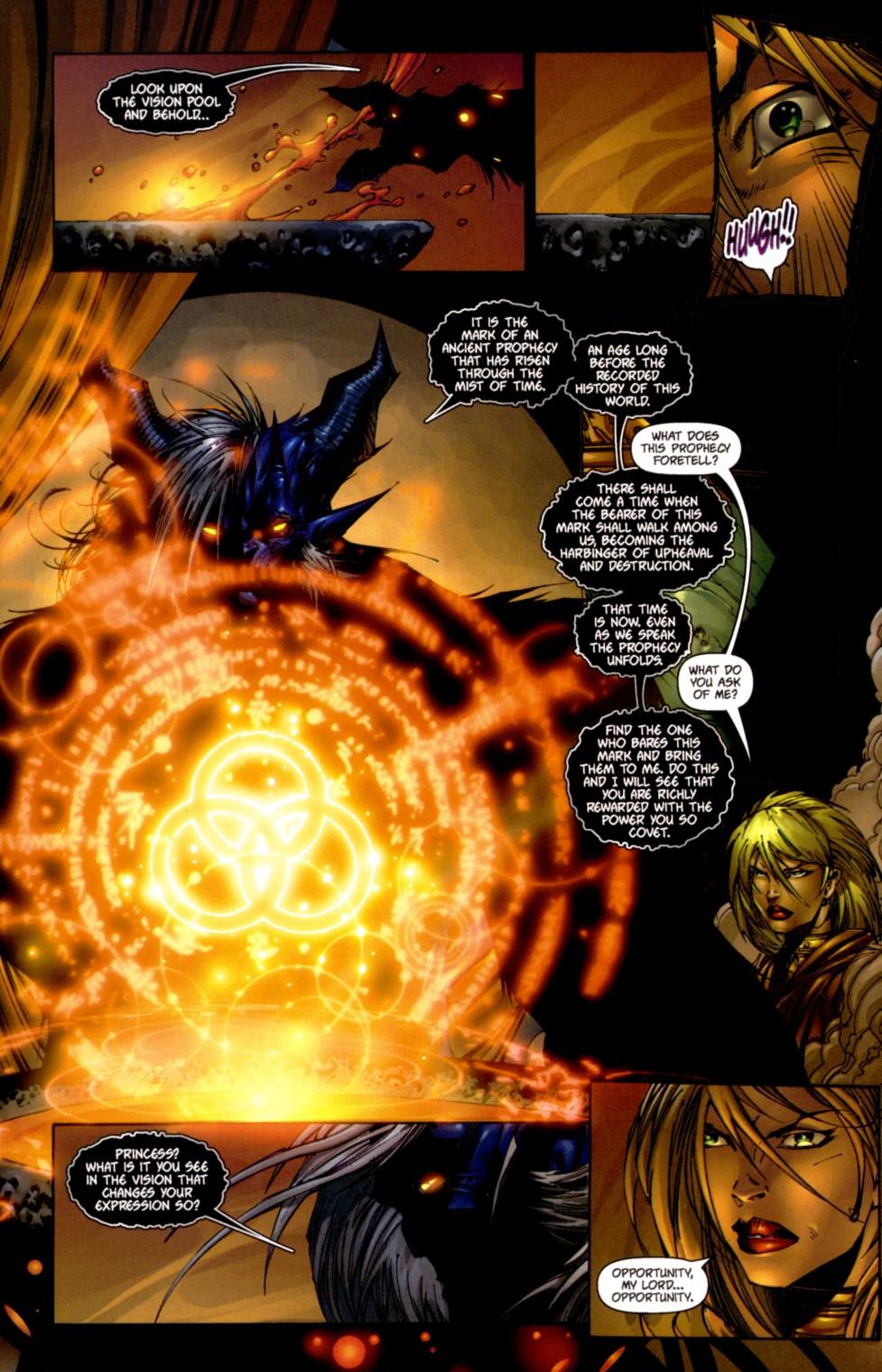 Read online Soul Saga comic -  Issue #4 - 12