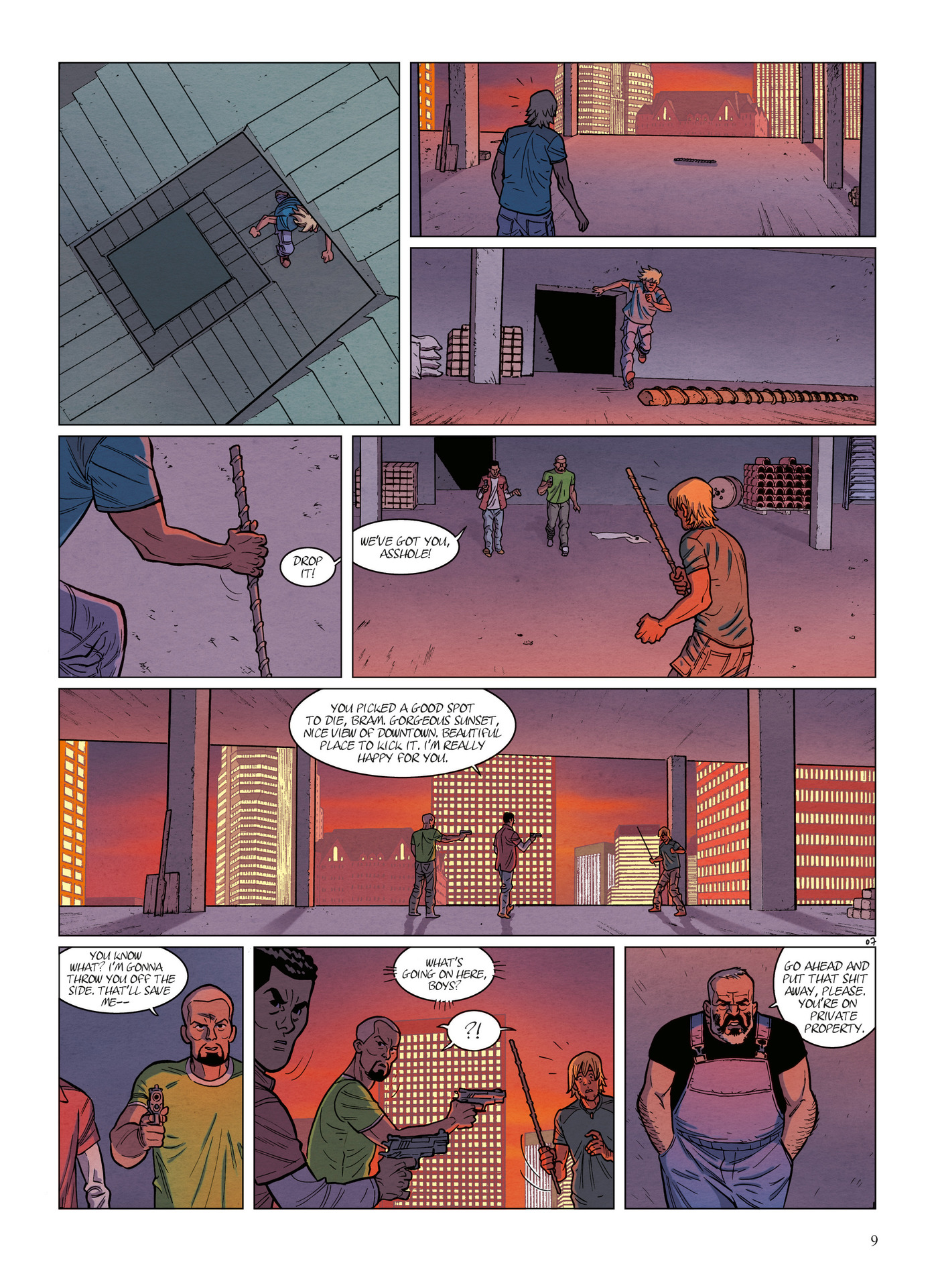 Read online Alter Ego comic -  Issue #6 - 11
