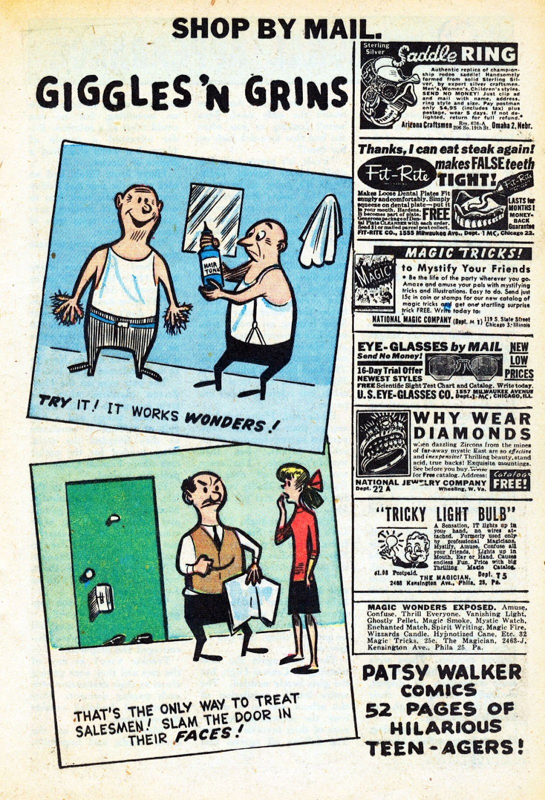 Read online Nellie The Nurse (1945) comic -  Issue #12 - 25