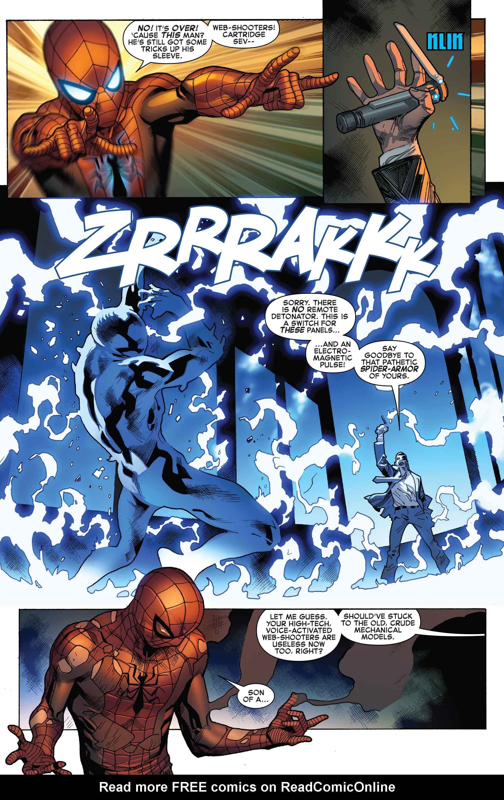 Read online The Amazing Spider-Man (2015) comic -  Issue #28 - 11