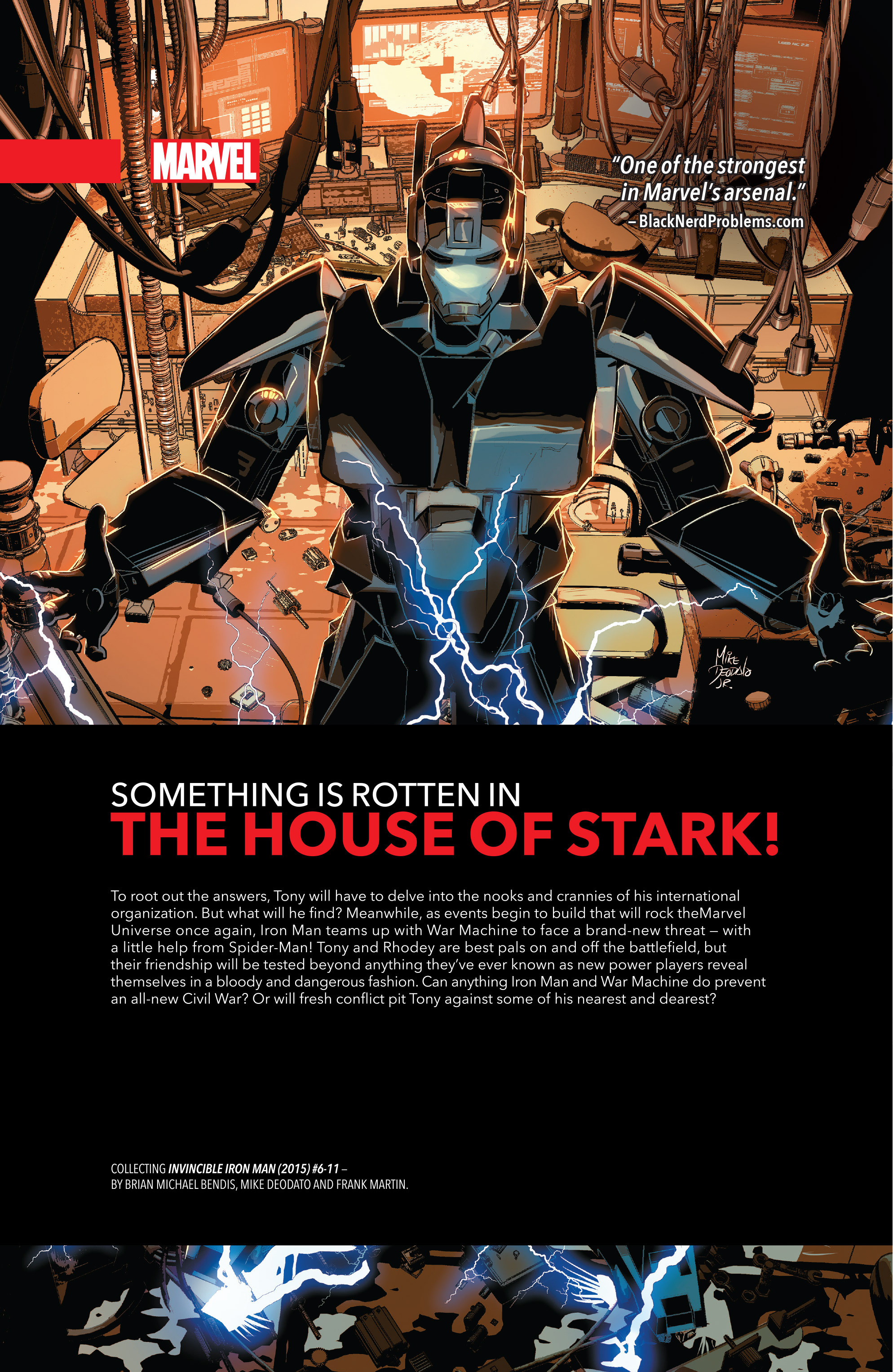 Read online True Believers: Invincible Iron Man-The War Machines comic -  Issue # Full - 136