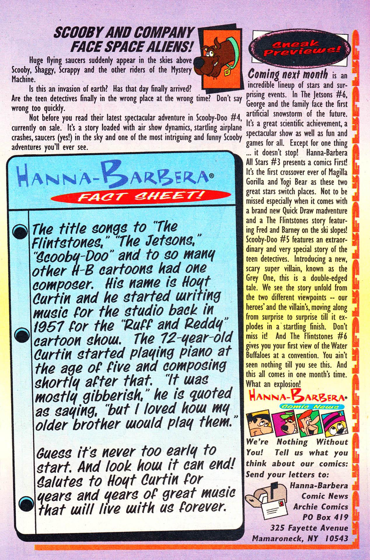 Read online Hanna-Barbera Presents comic -  Issue #2 - 15