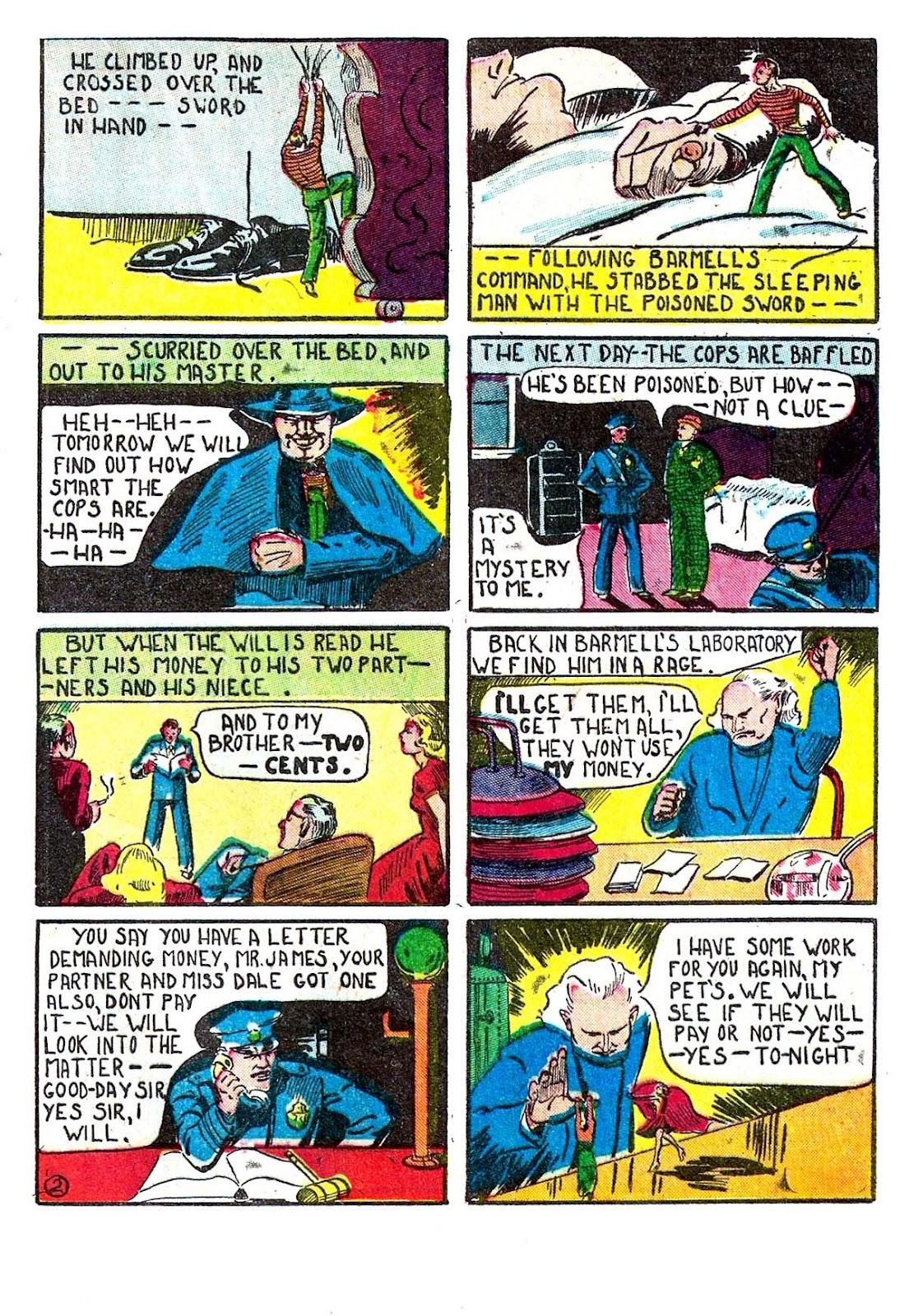 Amazing Man Comics issue 5 - Page 39