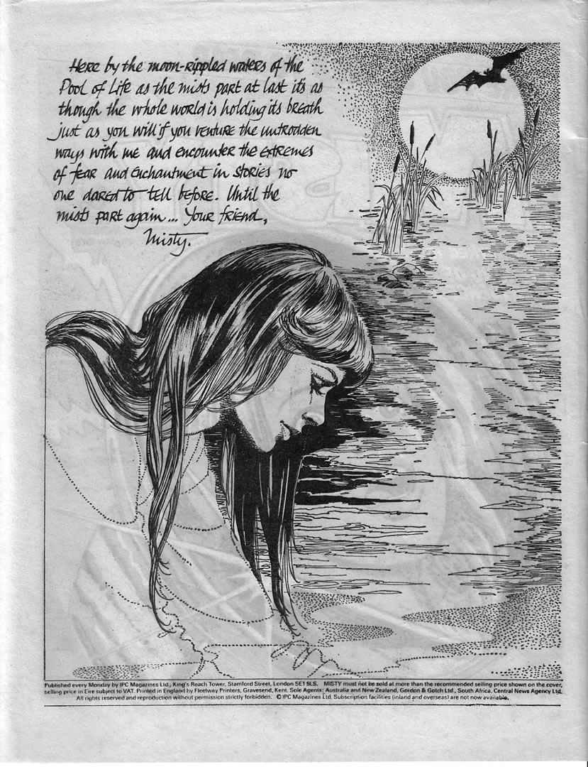 Misty (1978) 16 Page 2