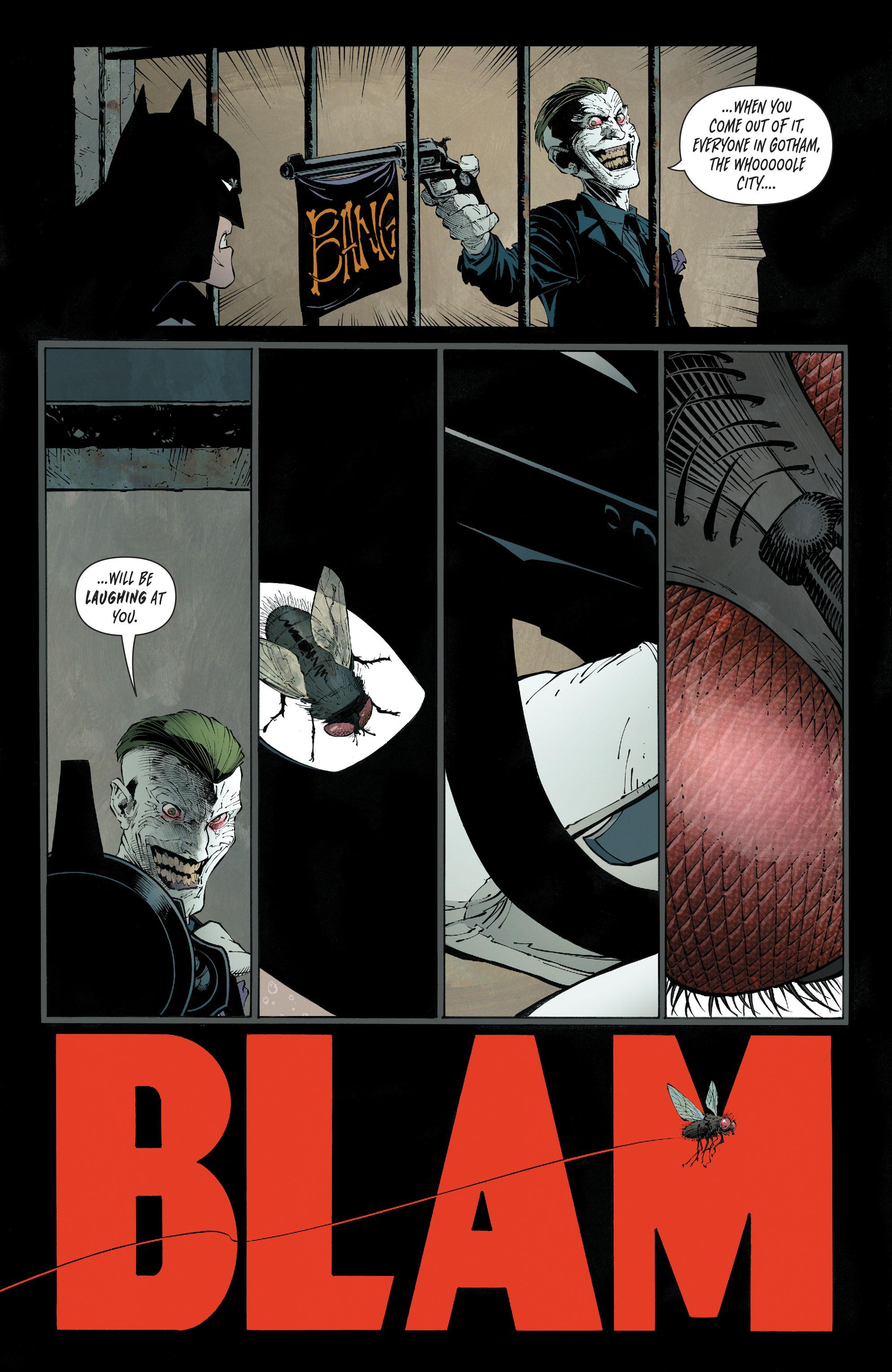 Read online Batman (2011) comic -  Issue # _TPB 7 - 52