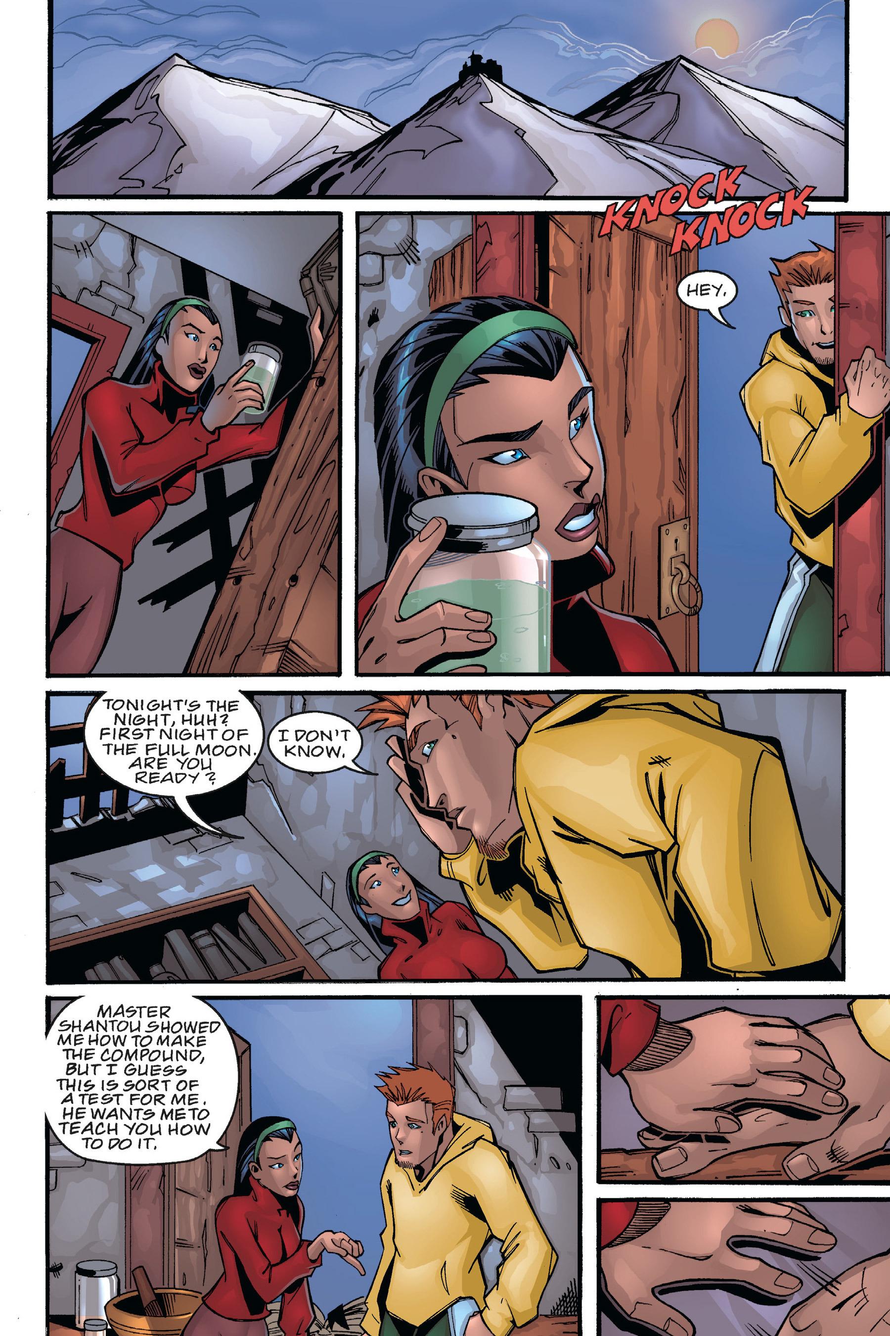 Read online Buffy the Vampire Slayer: Omnibus comic -  Issue # TPB 5 - 334