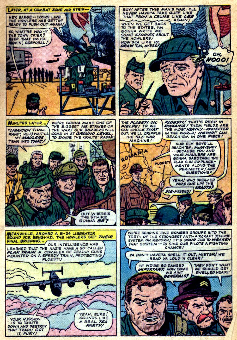 Read online Sgt. Fury comic -  Issue #22 - 5