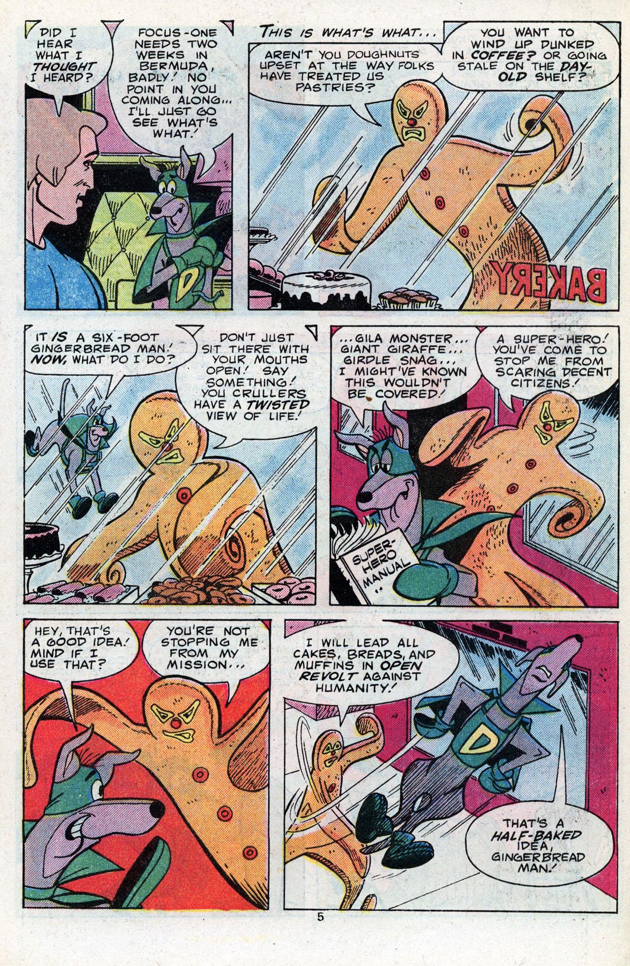 Read online TV Stars comic -  Issue #3 - 7