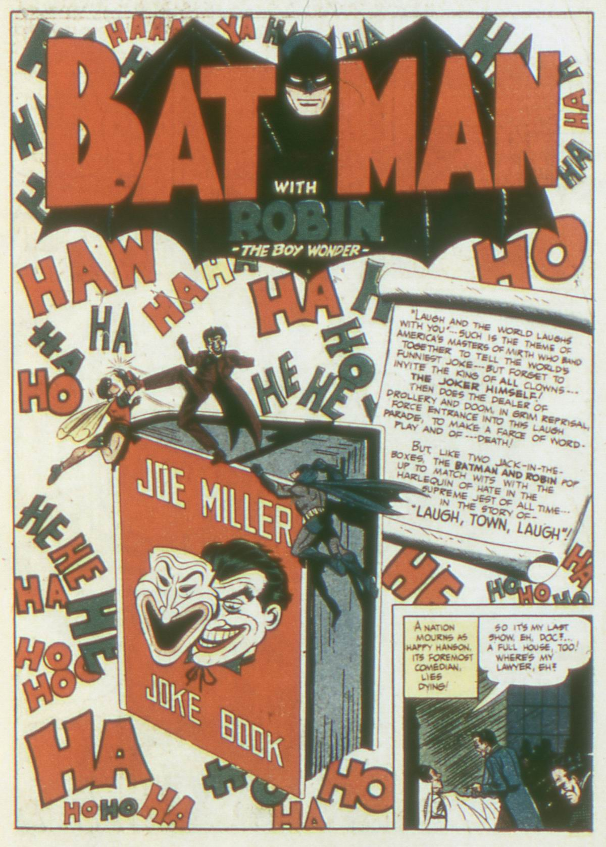 Detective Comics (1937) 62 Page 2