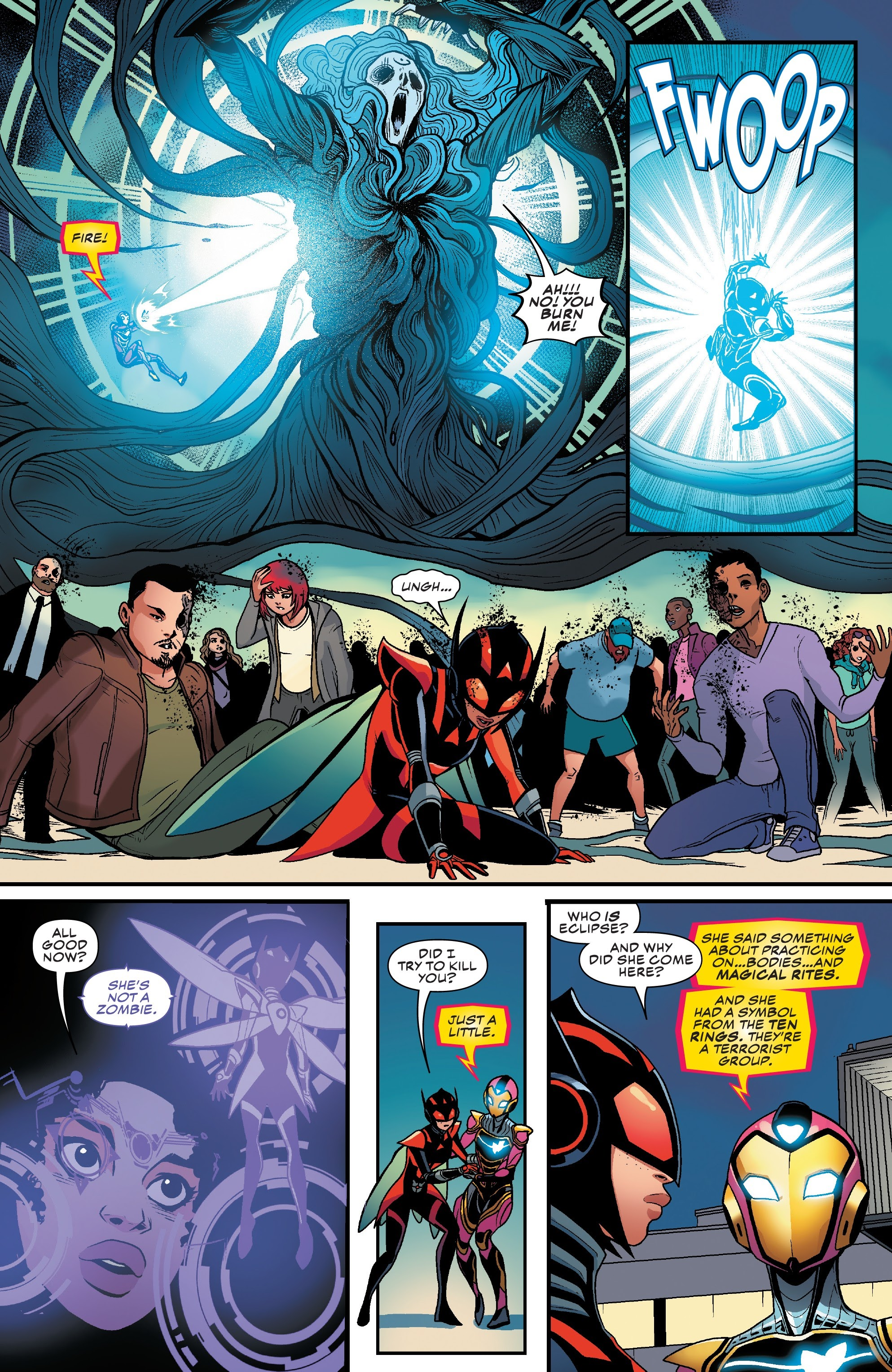 Ironheart 7 Page 19