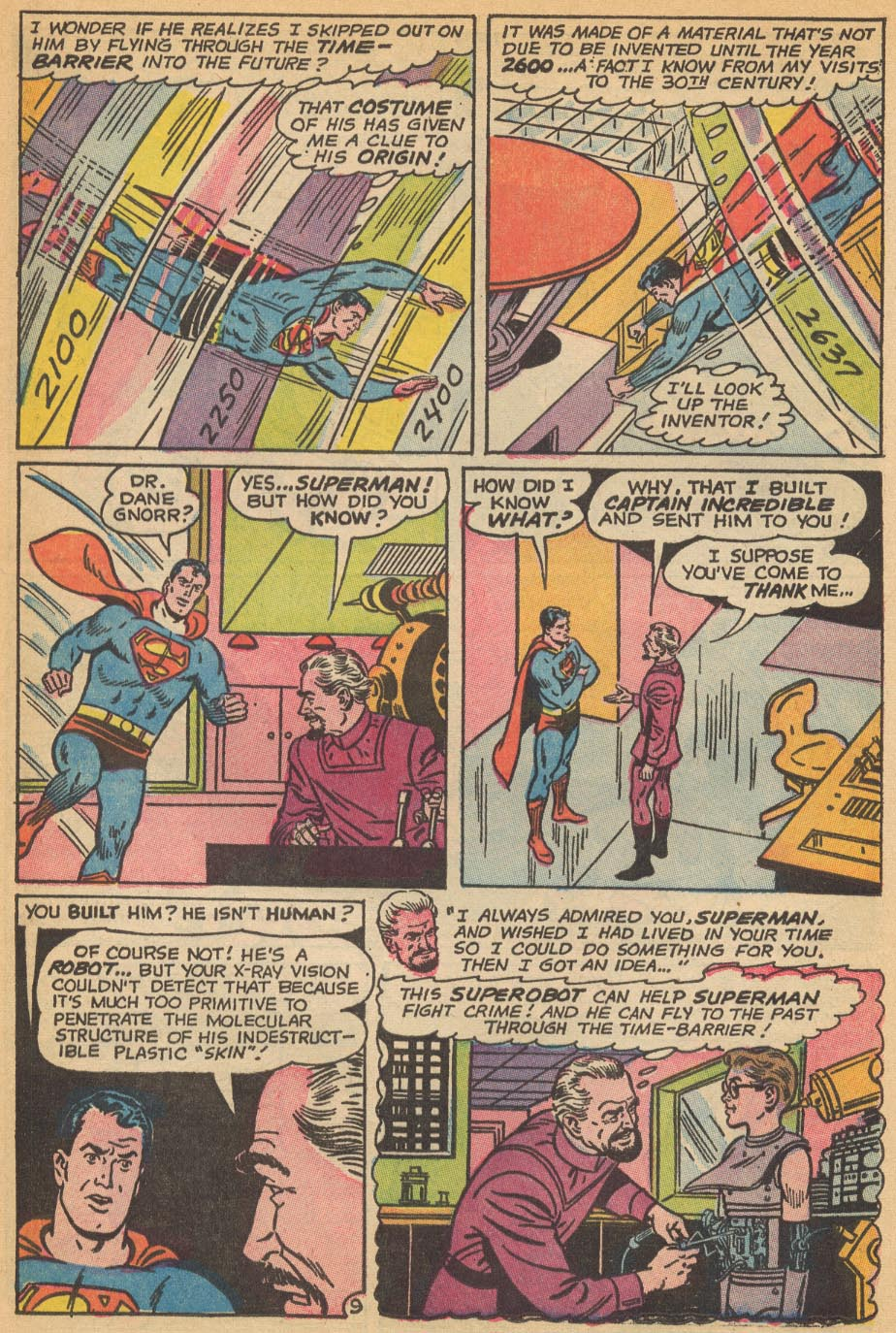Read online Action Comics (1938) comic -  Issue #354 - 12