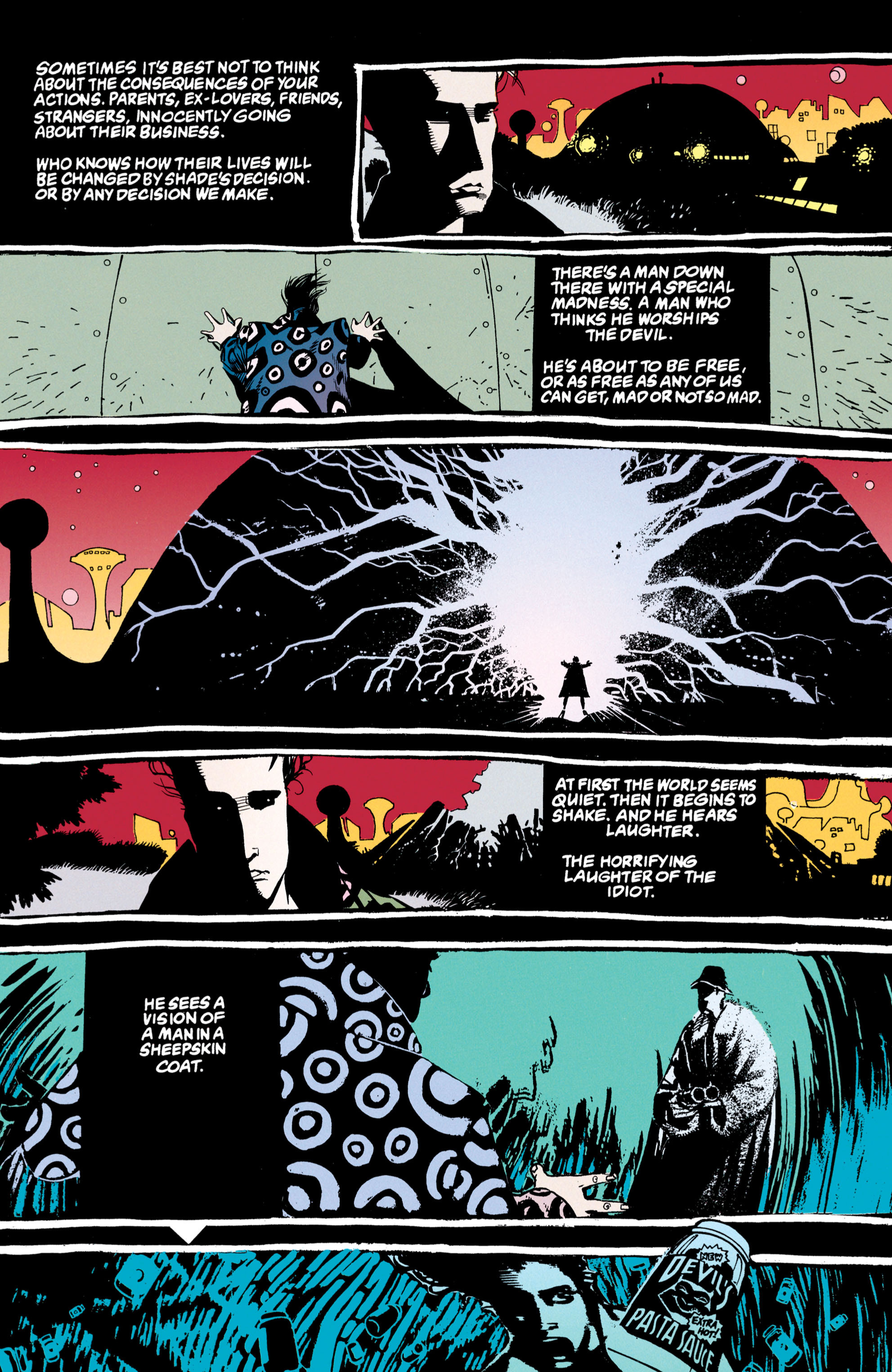 Read online Shade, the Changing Man comic -  Issue #50 - 17
