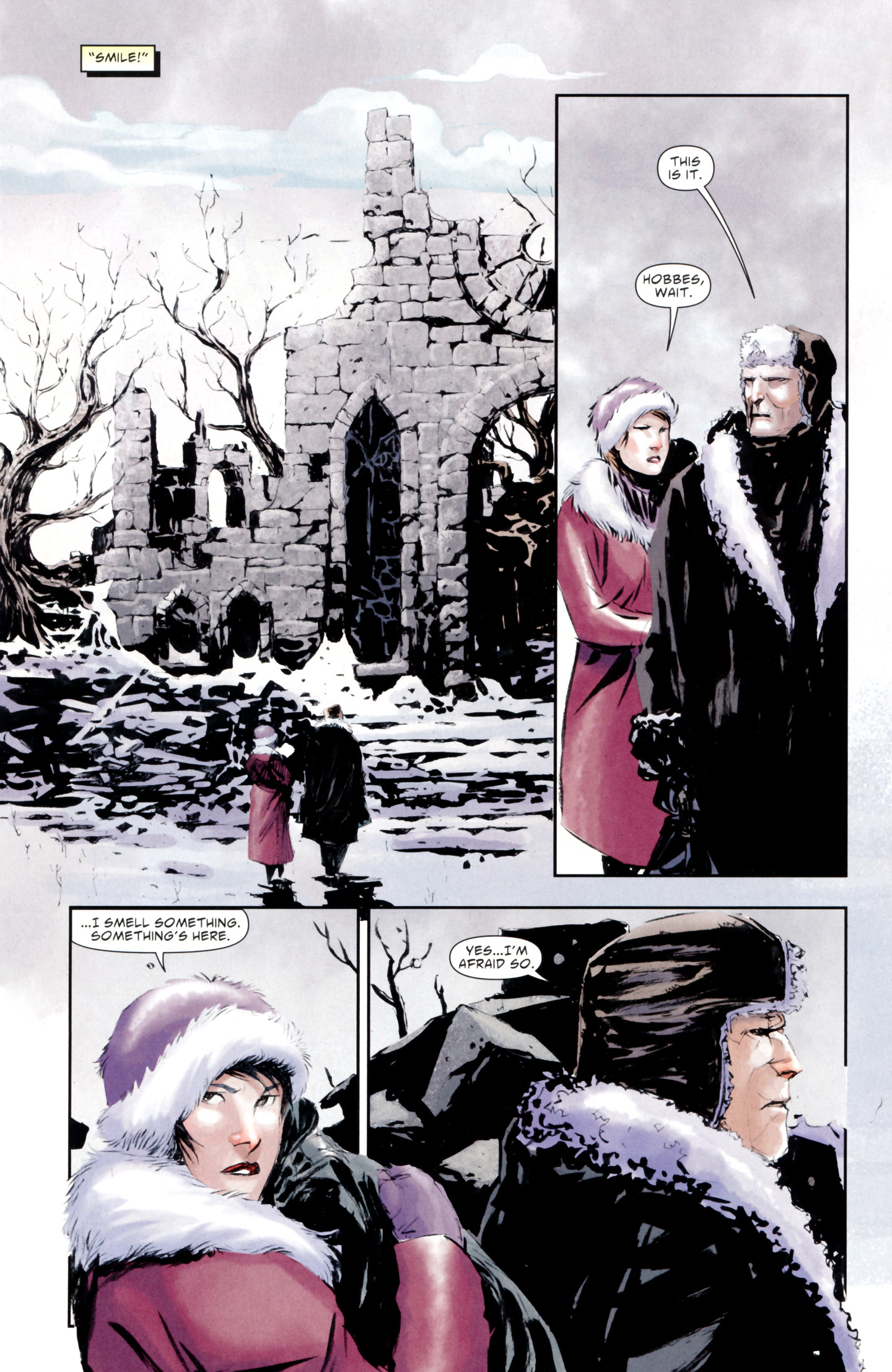 Read online American Vampire: Lord of Nightmares comic -  Issue #3 - 17