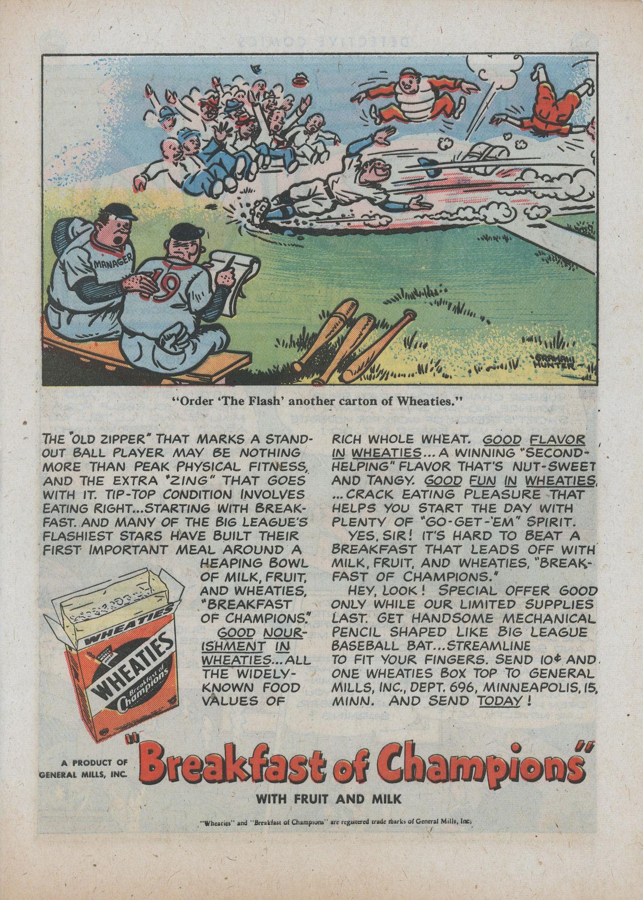Read online Detective Comics (1937) comic -  Issue #89 - 15