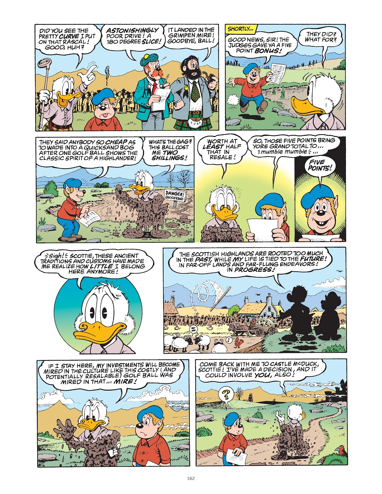 Read online The Complete Life and Times of Scrooge McDuck comic -  Issue # TPB 1 (Part 2) - 59