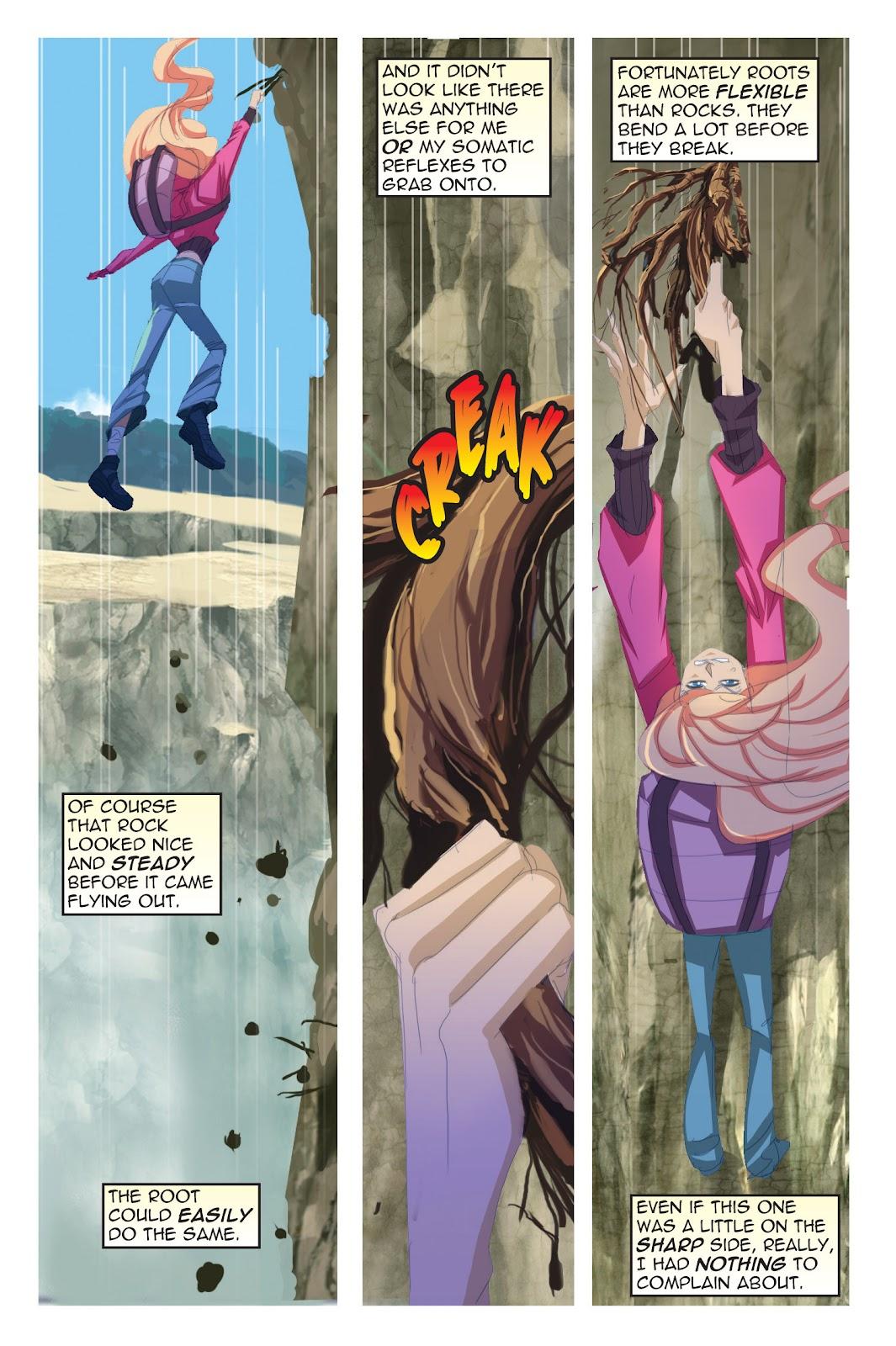 Read online Nancy Drew comic -  Issue #19 - 33
