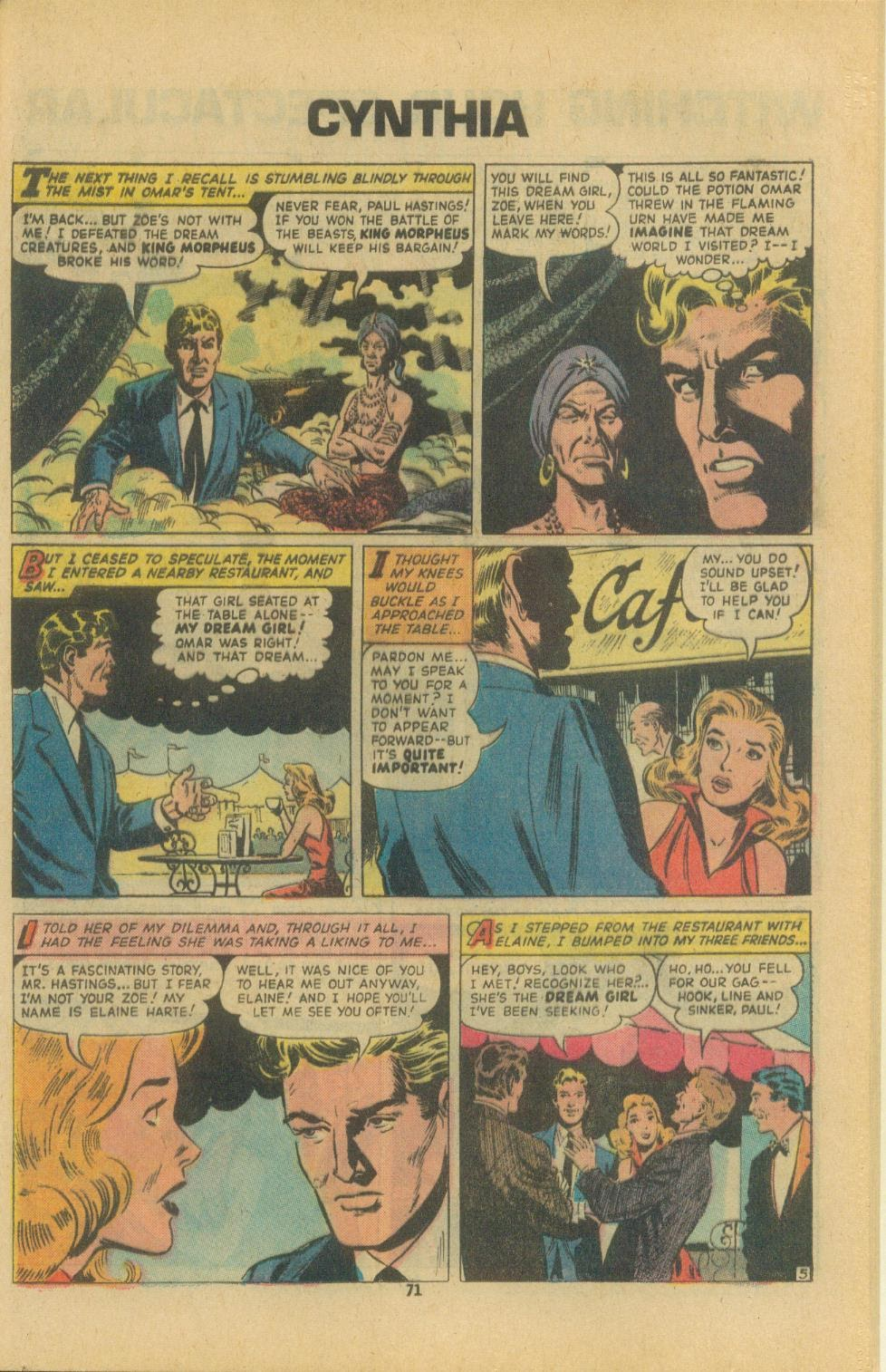 The Witching Hour (1969) issue 38 - Page 73