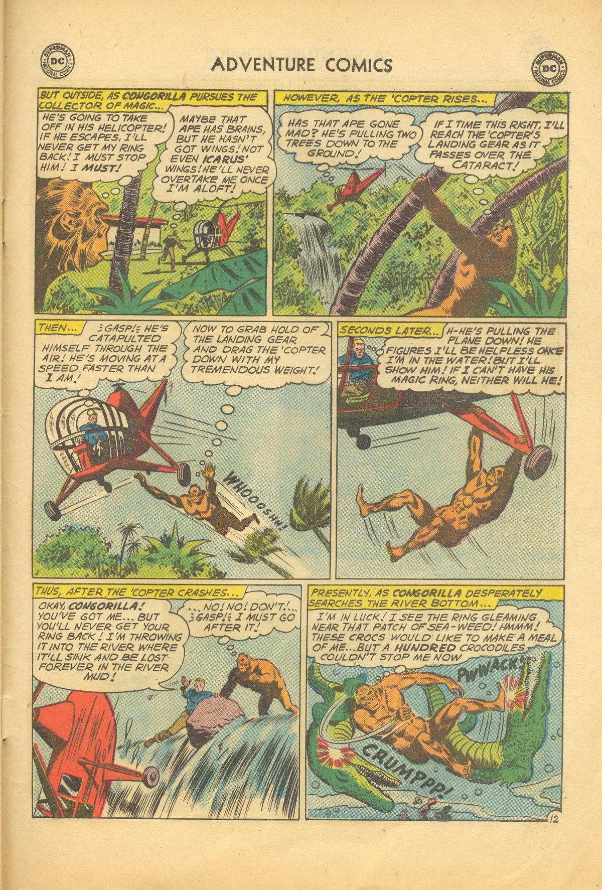 Read online Adventure Comics (1938) comic -  Issue #281 - 29