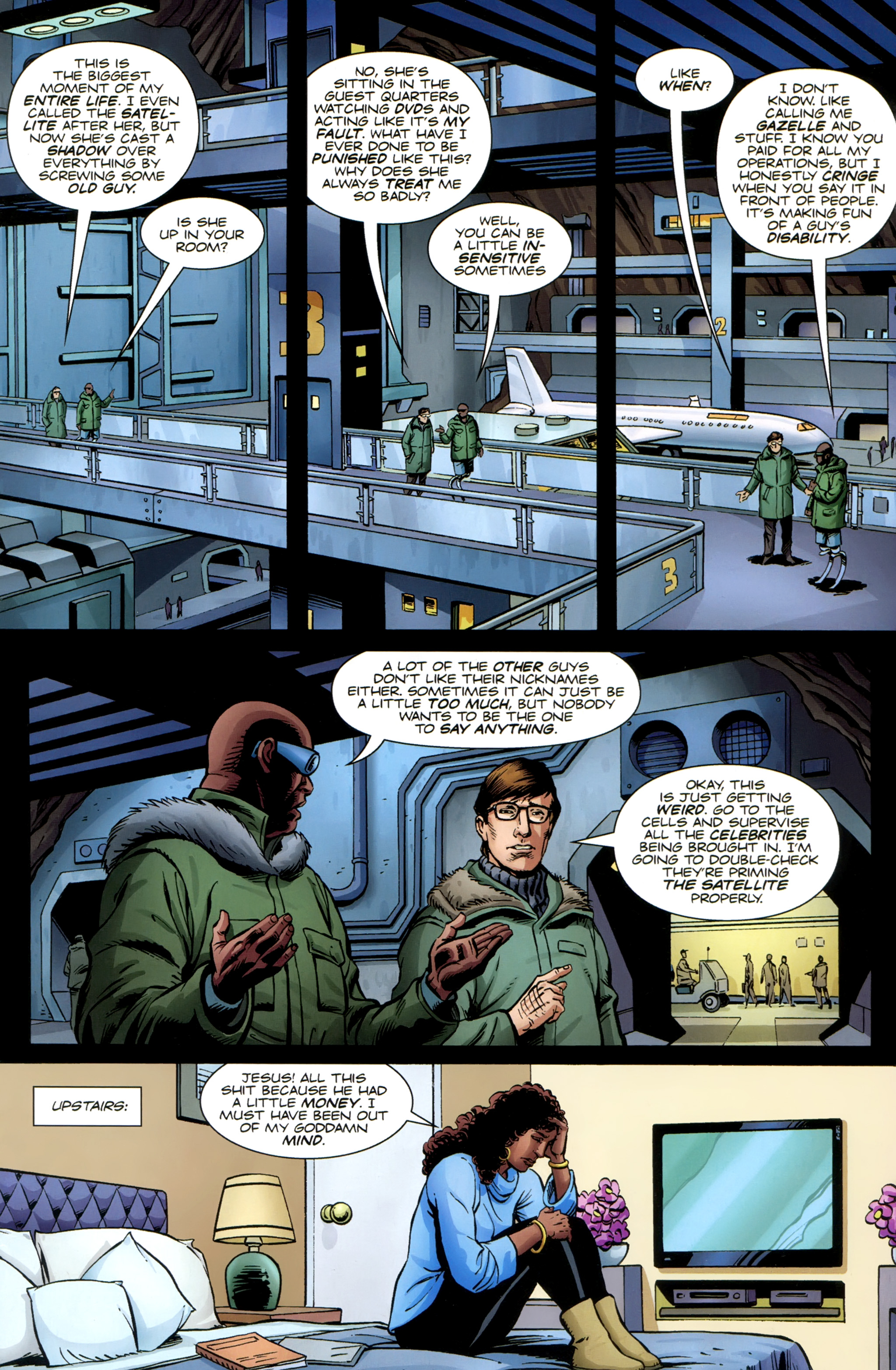 Read online Secret Service comic -  Issue #6 - 10