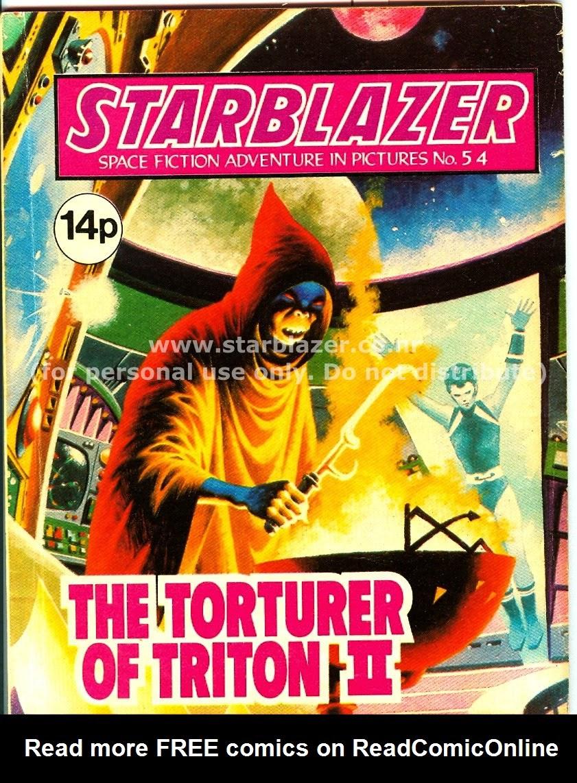 Starblazer issue 54 - Page 1