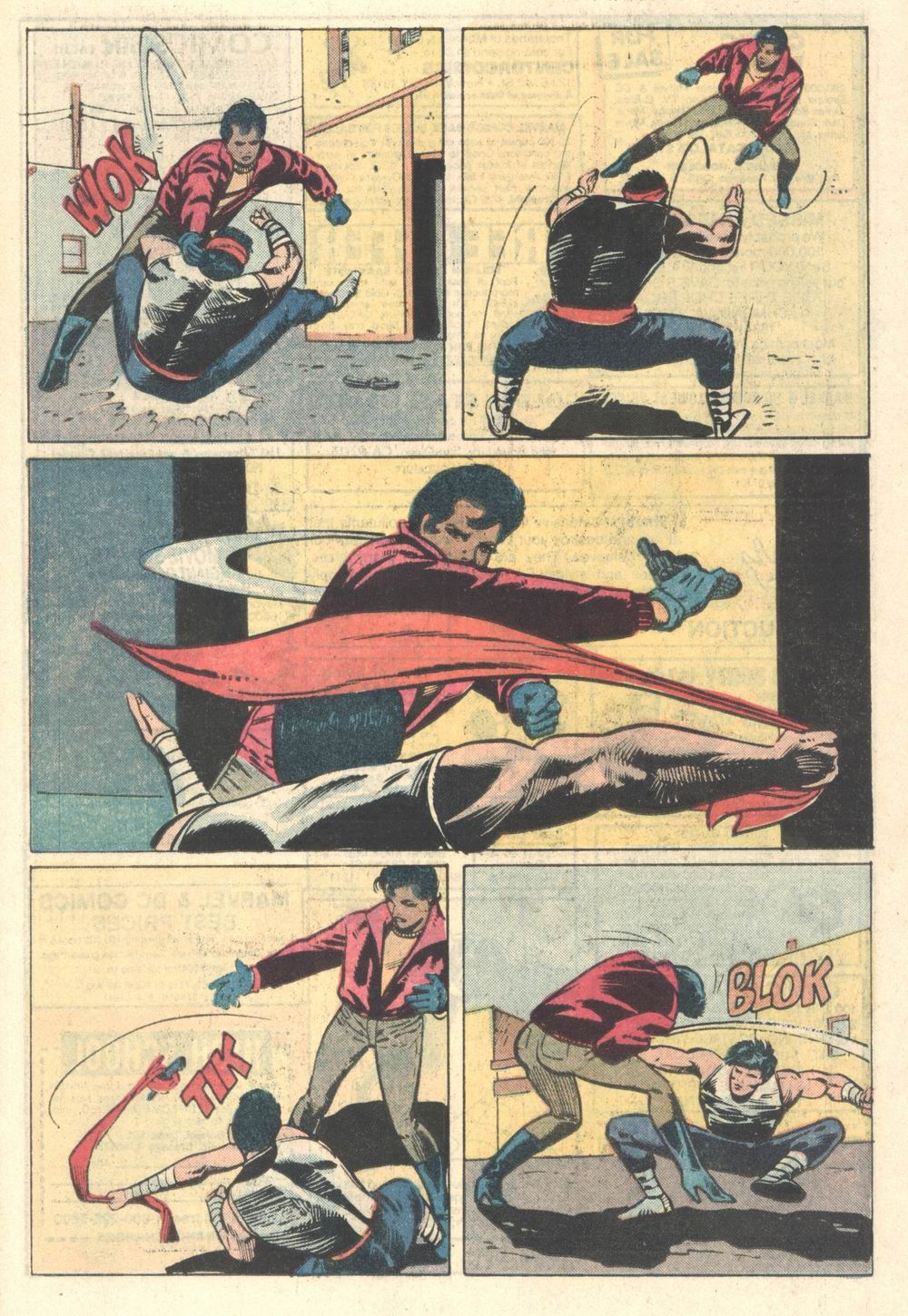 Read online Justice (1986) comic -  Issue #5 - 8