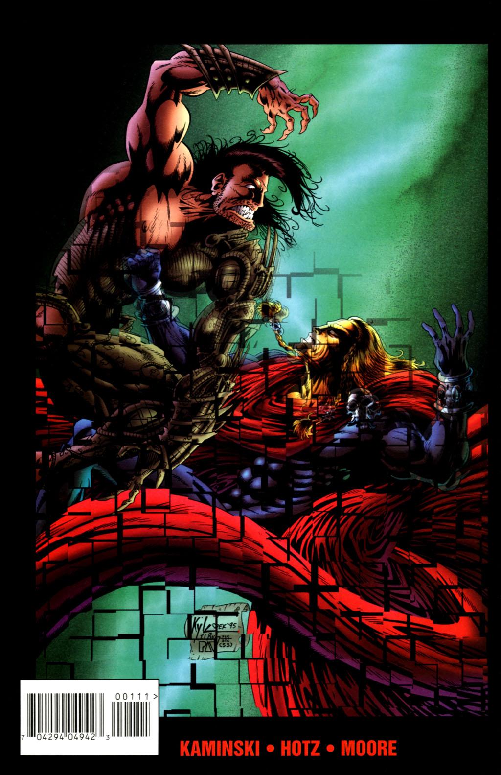 Read online Rune (1995) comic -  Issue # _Infinity - 24