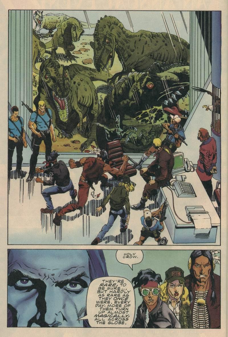 Read online Turok, Dinosaur Hunter (1993) comic -  Issue #6 - 12