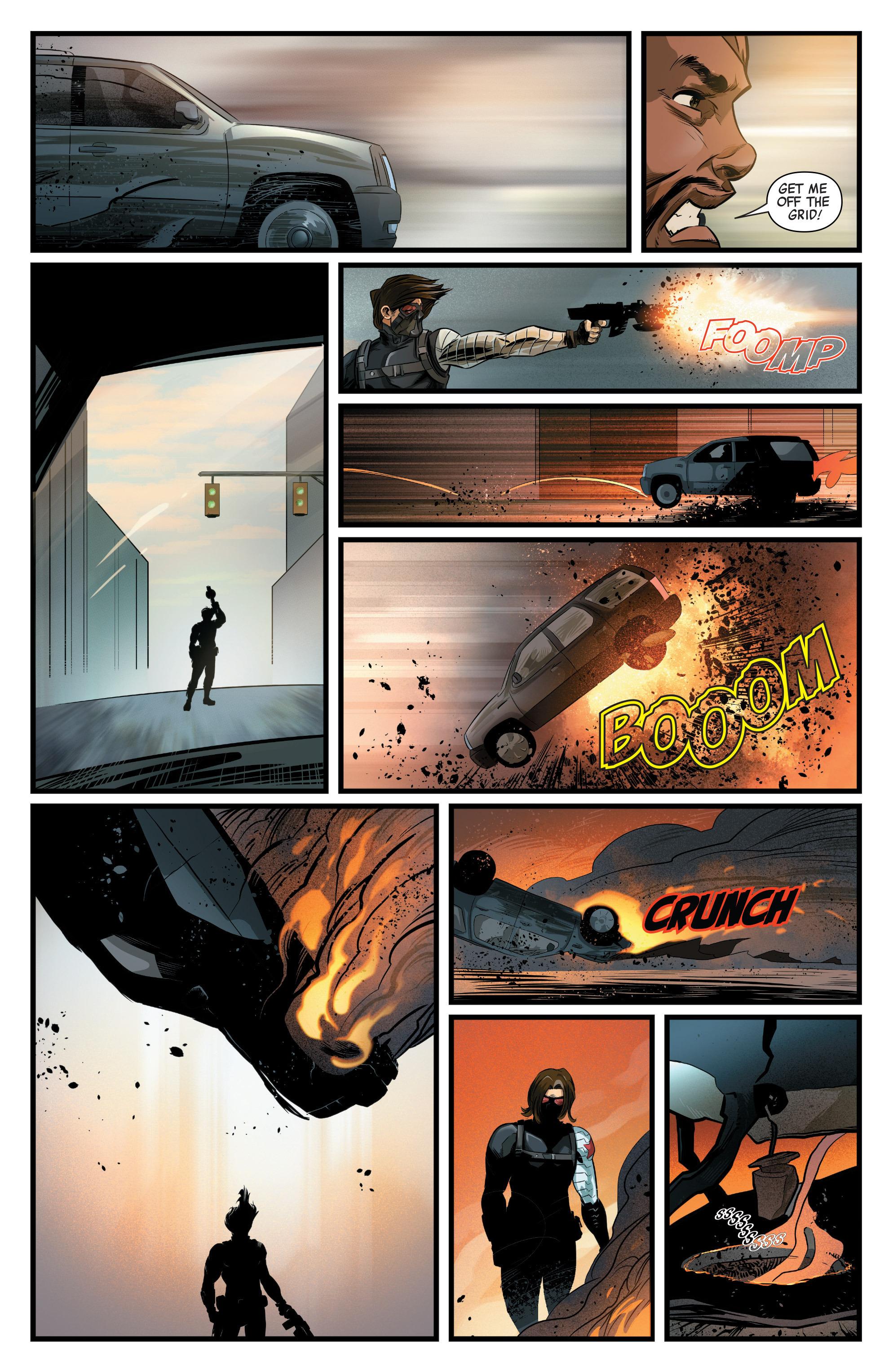Read online Captain America: Civil War Prelude comic -  Issue #3 - 10