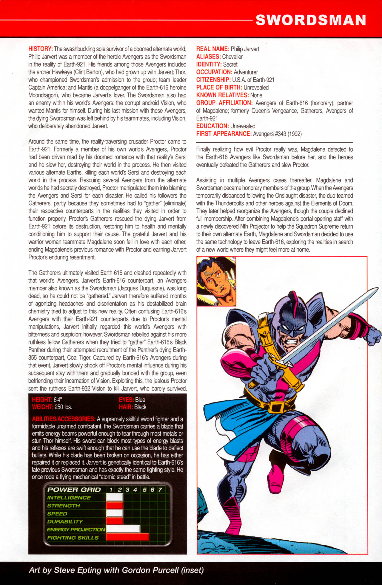 Read online All-New Official Handbook of the Marvel Universe A to Z: Update comic -  Issue #2 - 55